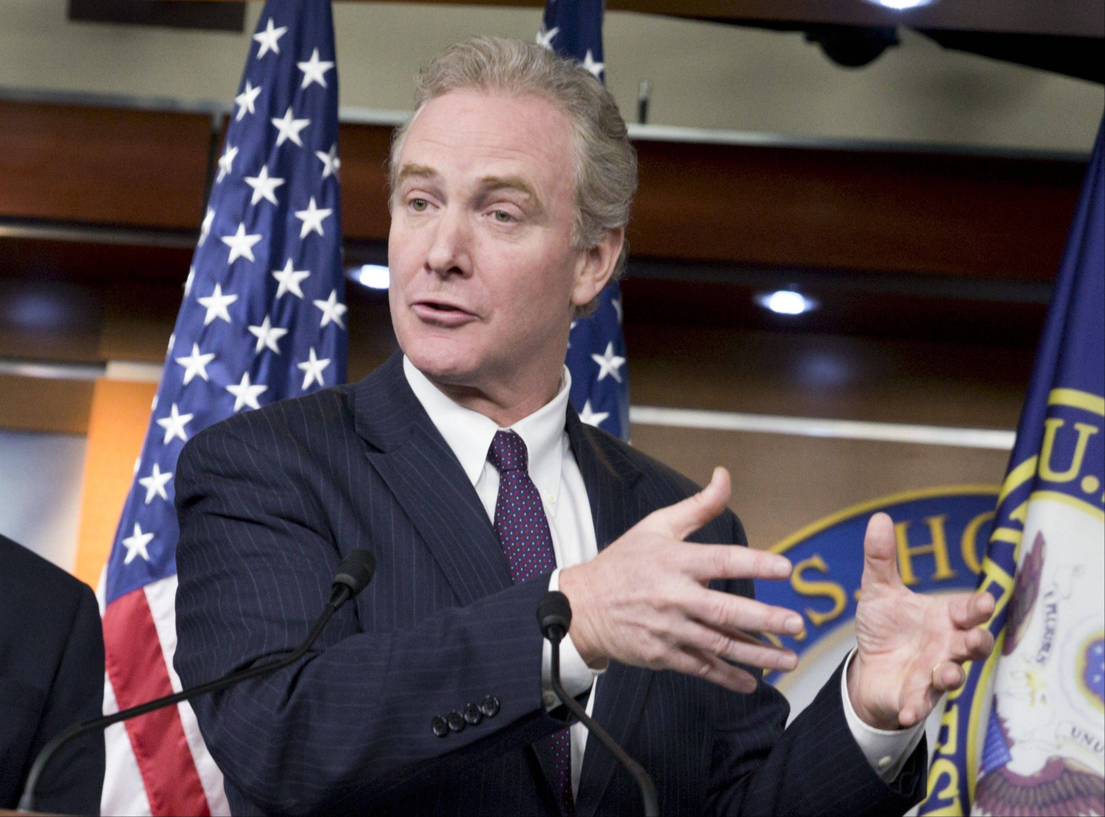 Rep. Chris Van Hollen, the ranking Democrat of the House Budget Committee said he signed off on the $6 billion increase for new federal employees hired beginning in January after Obama assured him he would propose no new retirement benefit cuts in next year's budget.