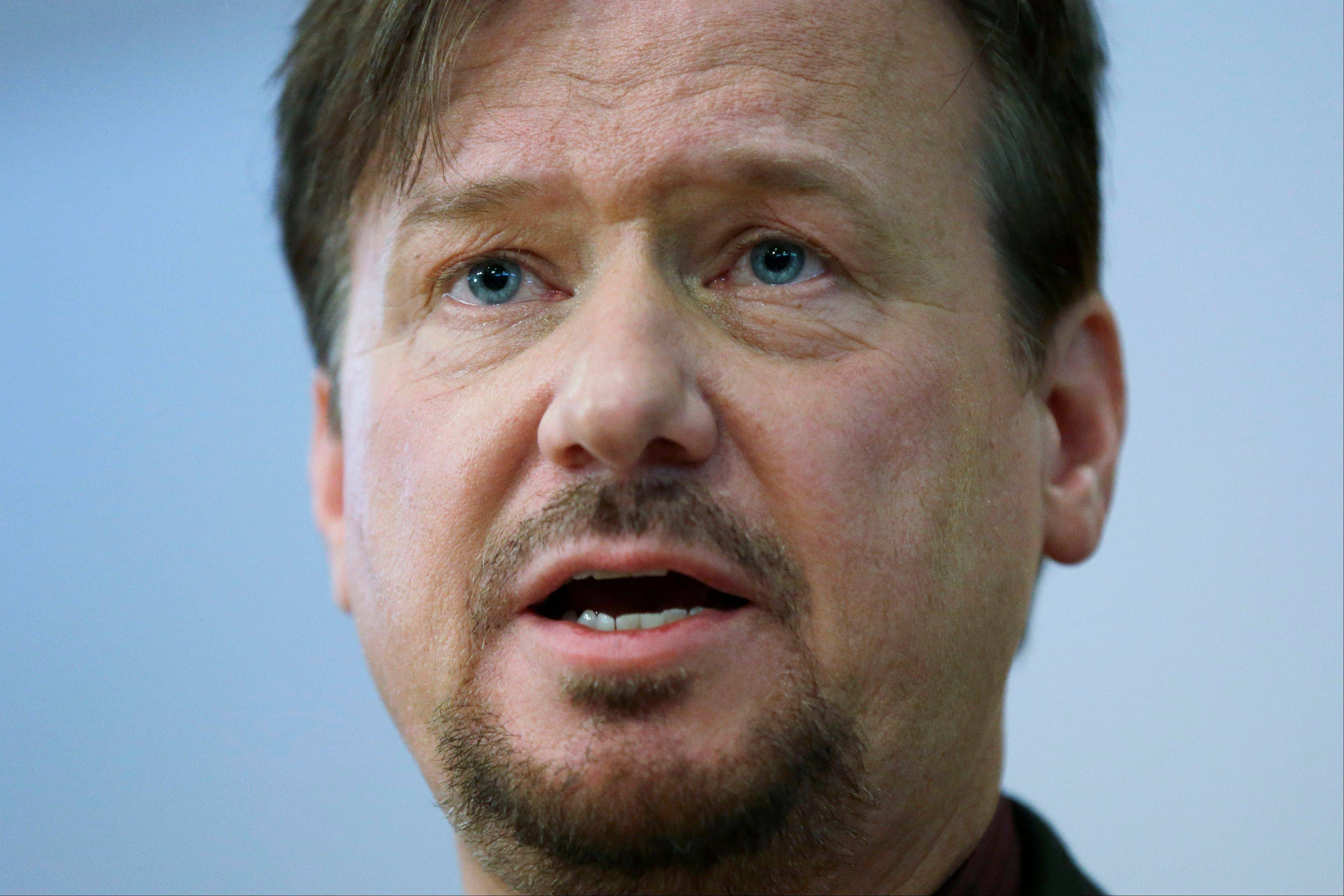 The Rev. Frank Schaefer, a United Methodist clergyman convicted of breaking church law for officiating at his son's same-sex wedding, said Monday he plans to defy a church order to surrender his credentials for performing the wedding.