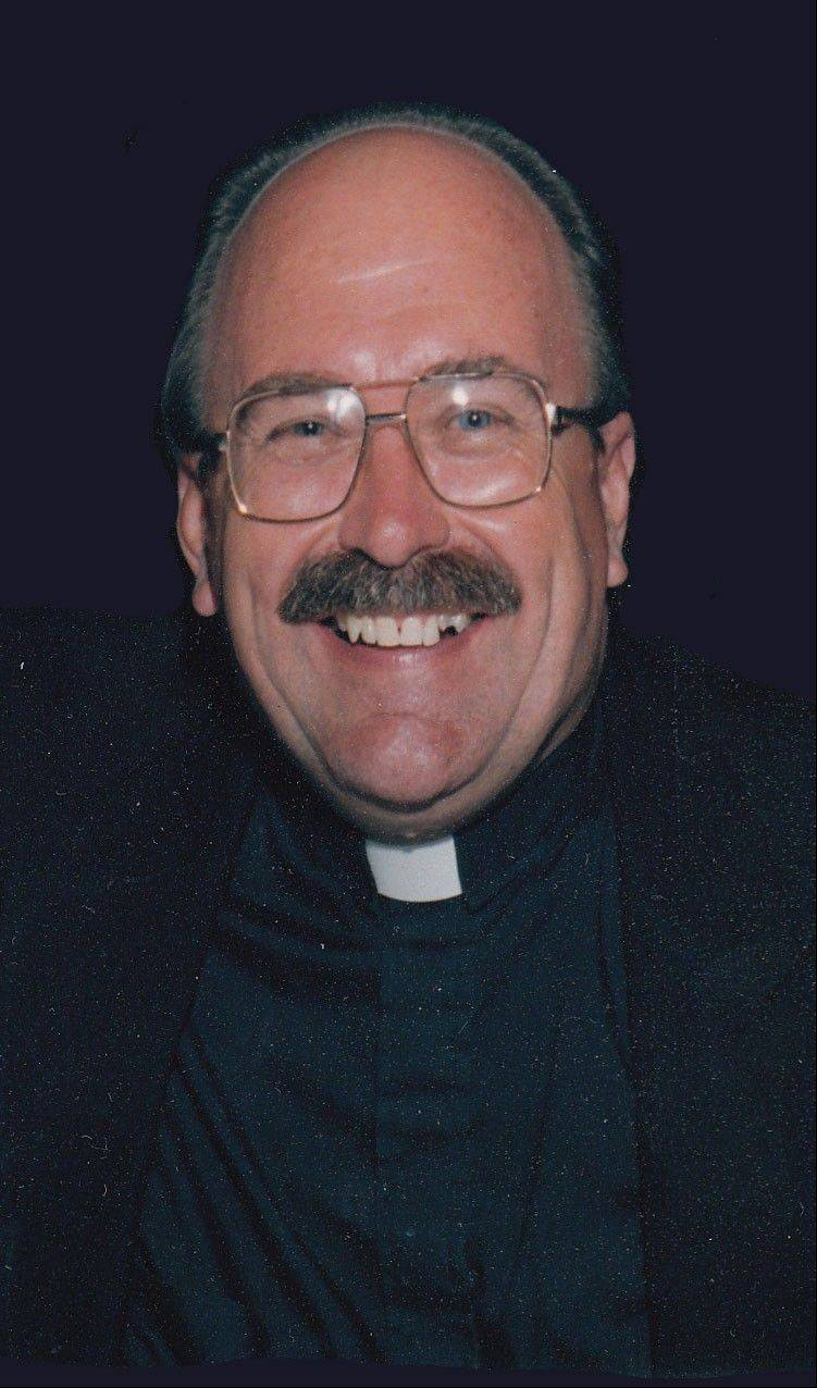 The Rev. Michael McPherson