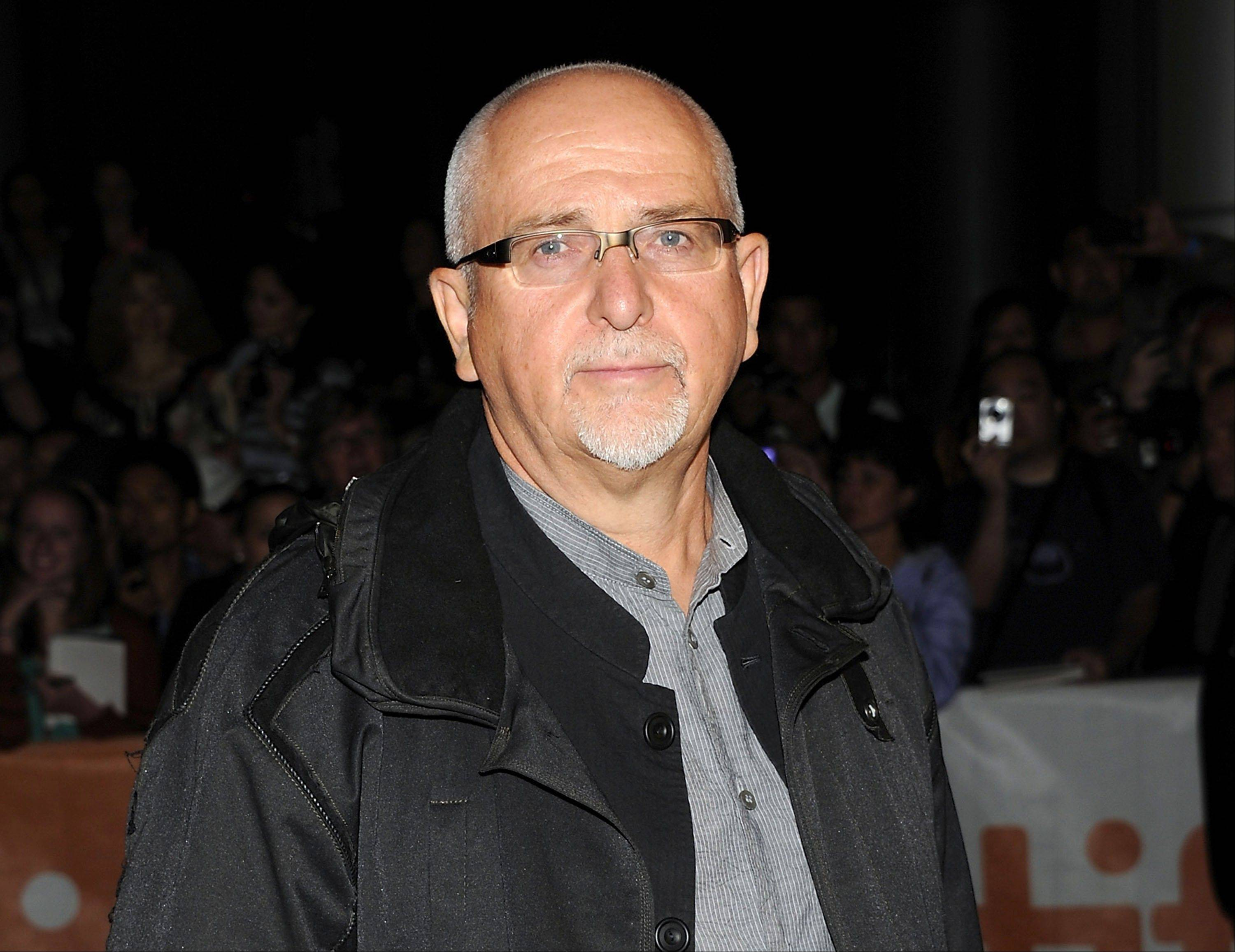 Musician Peter Gabriel will be inducted into the 2014 Rock and Roll Hall of Fame on April 10 at the Barclays Center in New York.