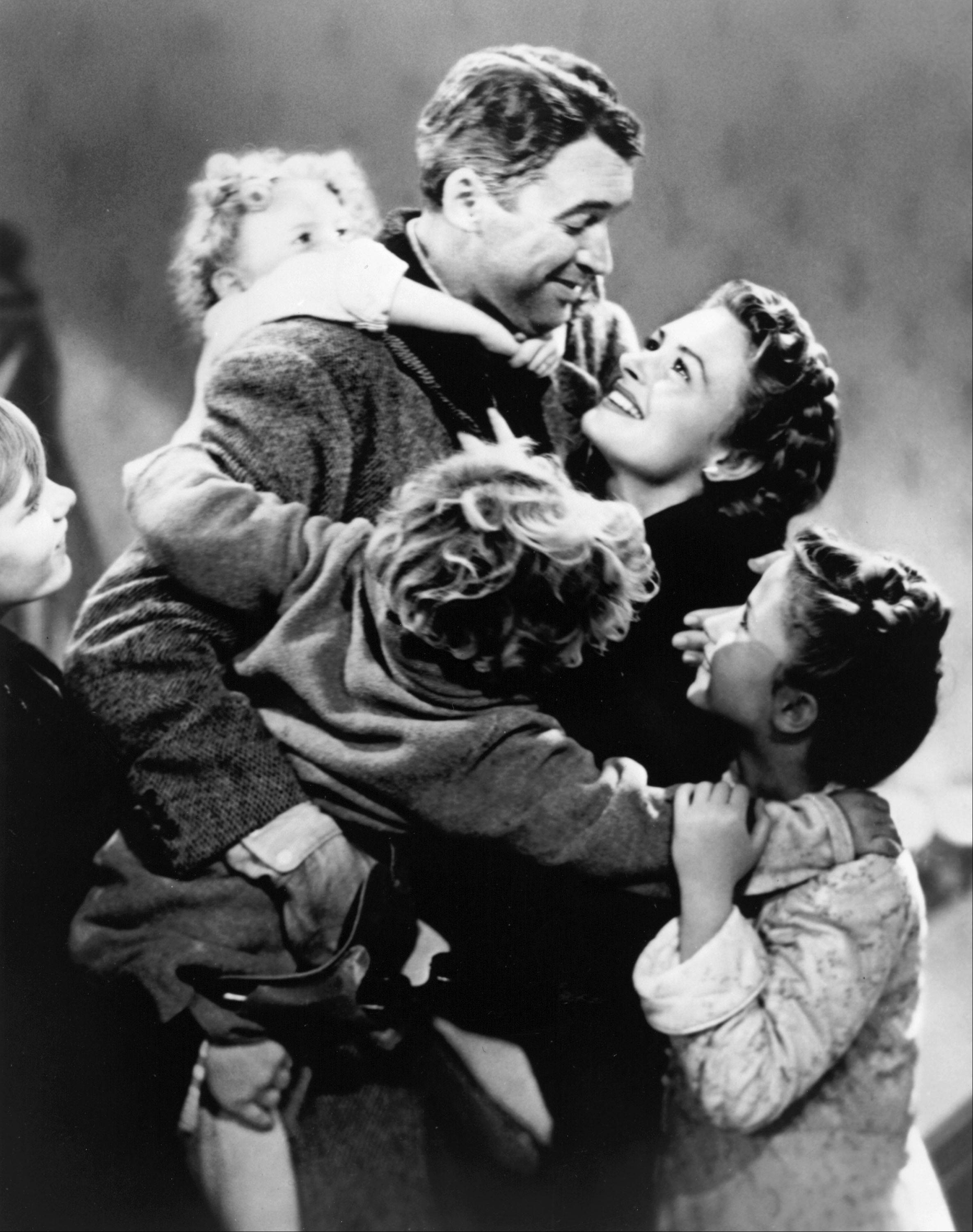 """It's a Wonderful Life"" is screened at the Hollywood Palms in Naperville and Hollywood Blvd. Cinema in Woodridge with actress Karolyn Grimes making appearances before the screenings."