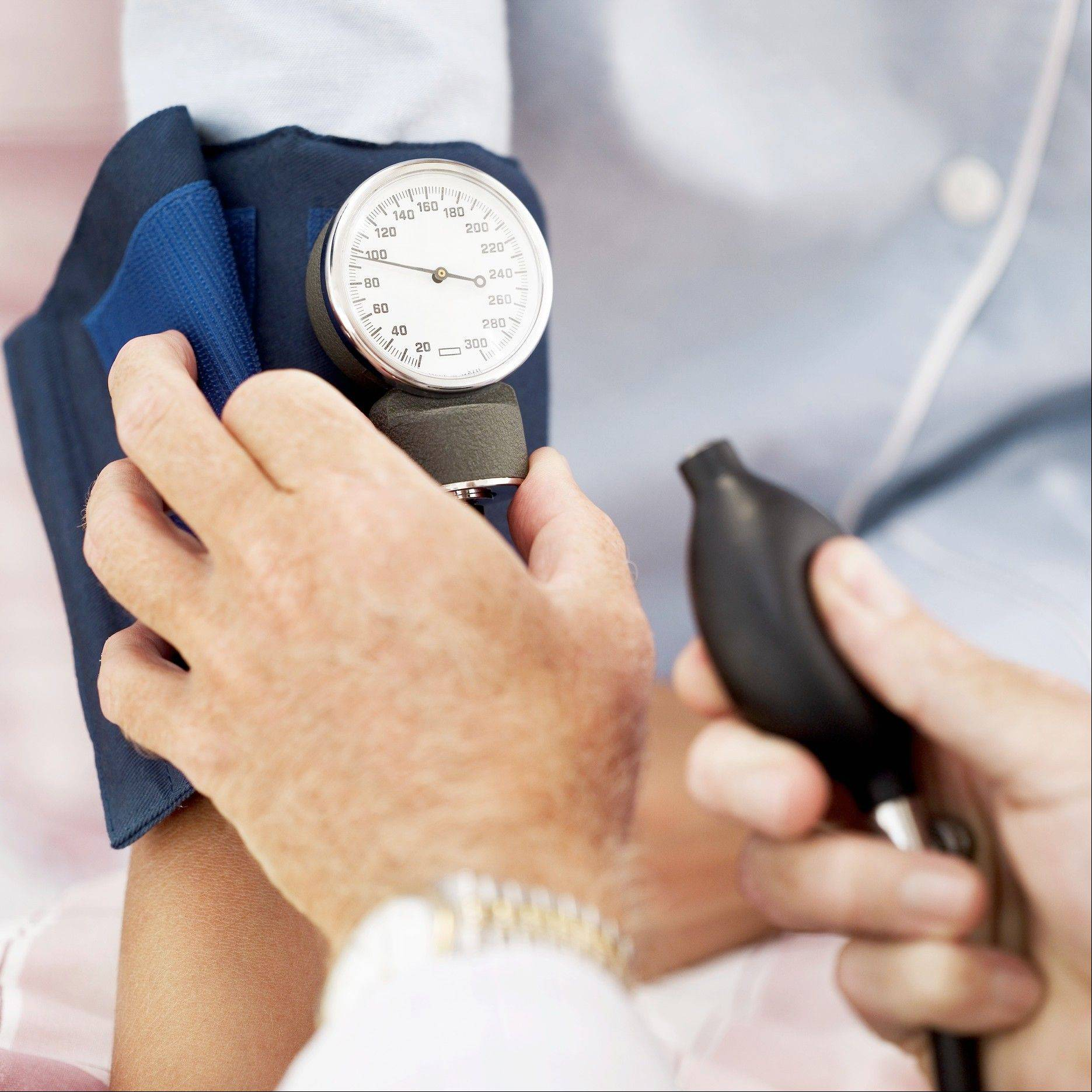 Many older adults with high blood pressure can be treated less aggressively, which could mean taking fewer pills to get it under control, according to new treatment guidelines from an expert panel.