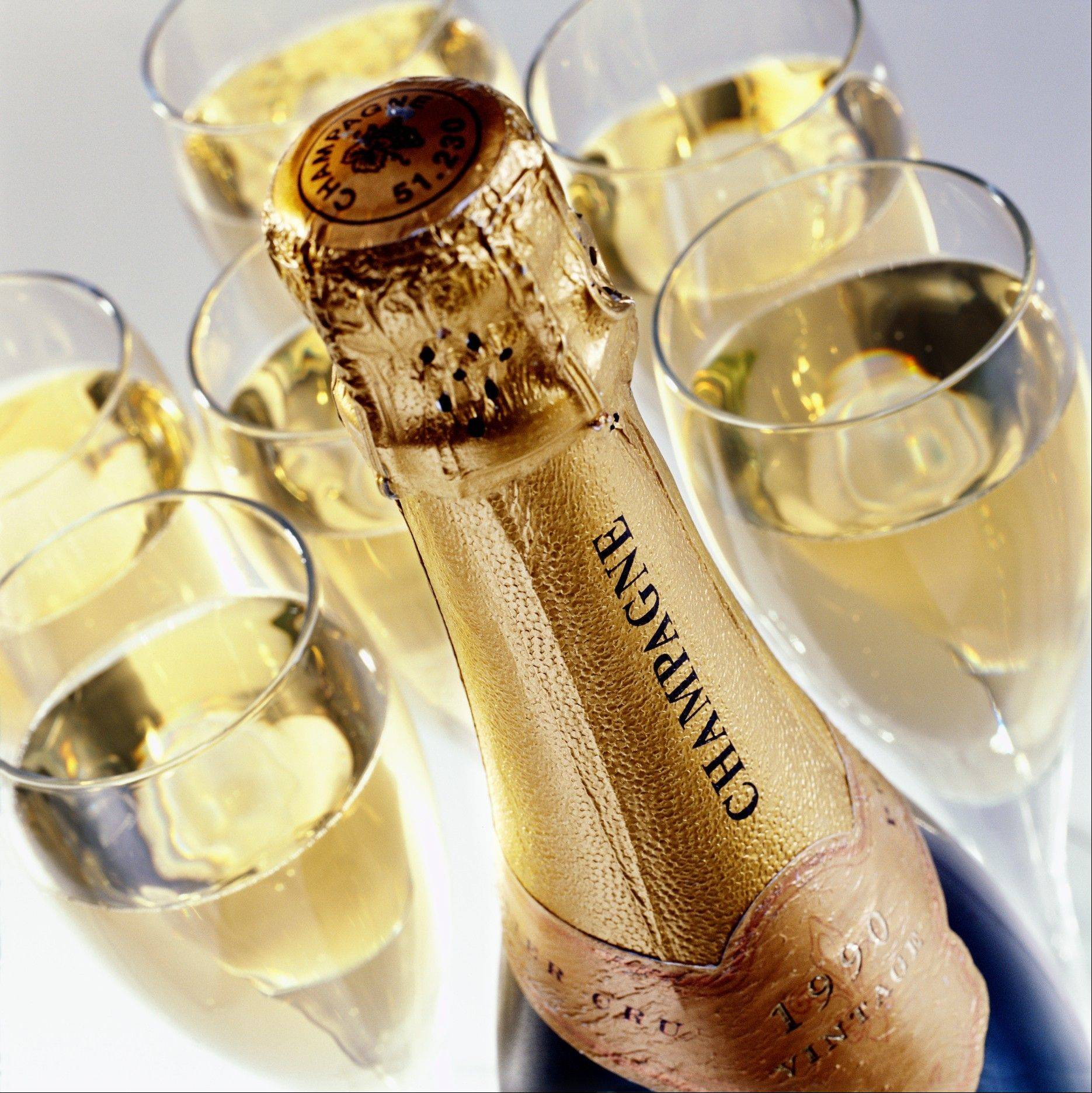 Dry or sweet? It's just one of the decisions you make when selecting a Champagne.