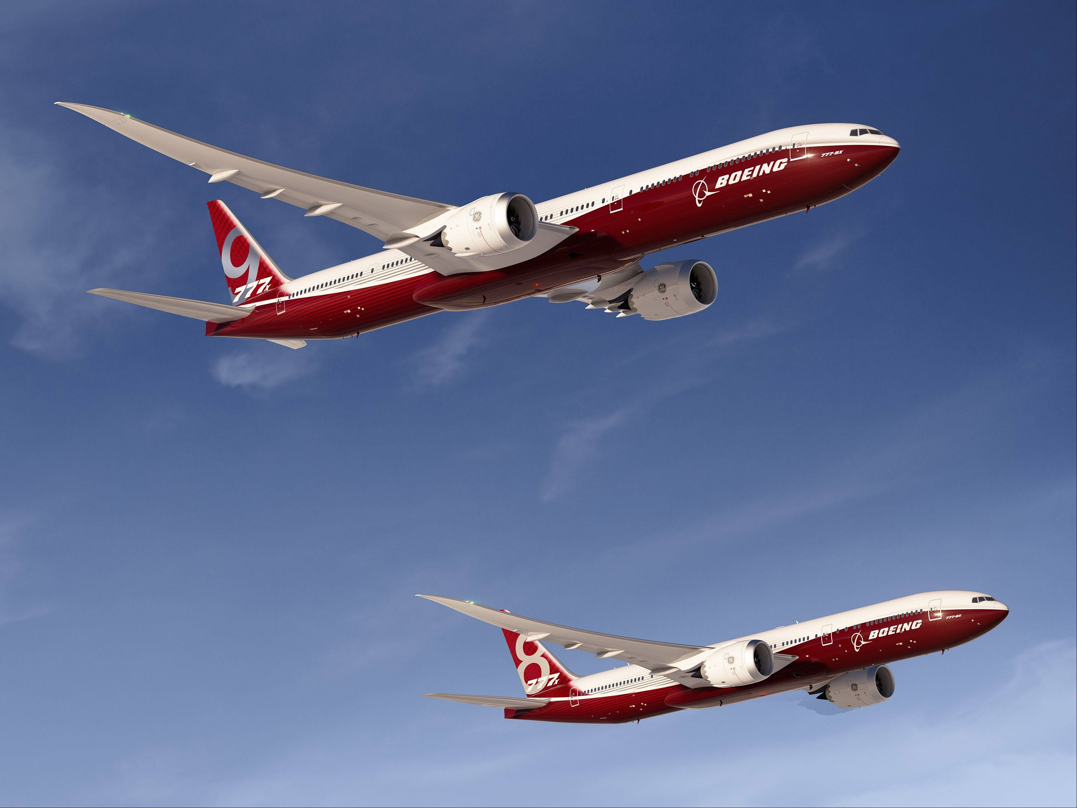 Illinois has joined more than 20 states making a pitch to woo the aircraft manufacturer is to move production of its 777x airliners out of Washington state.