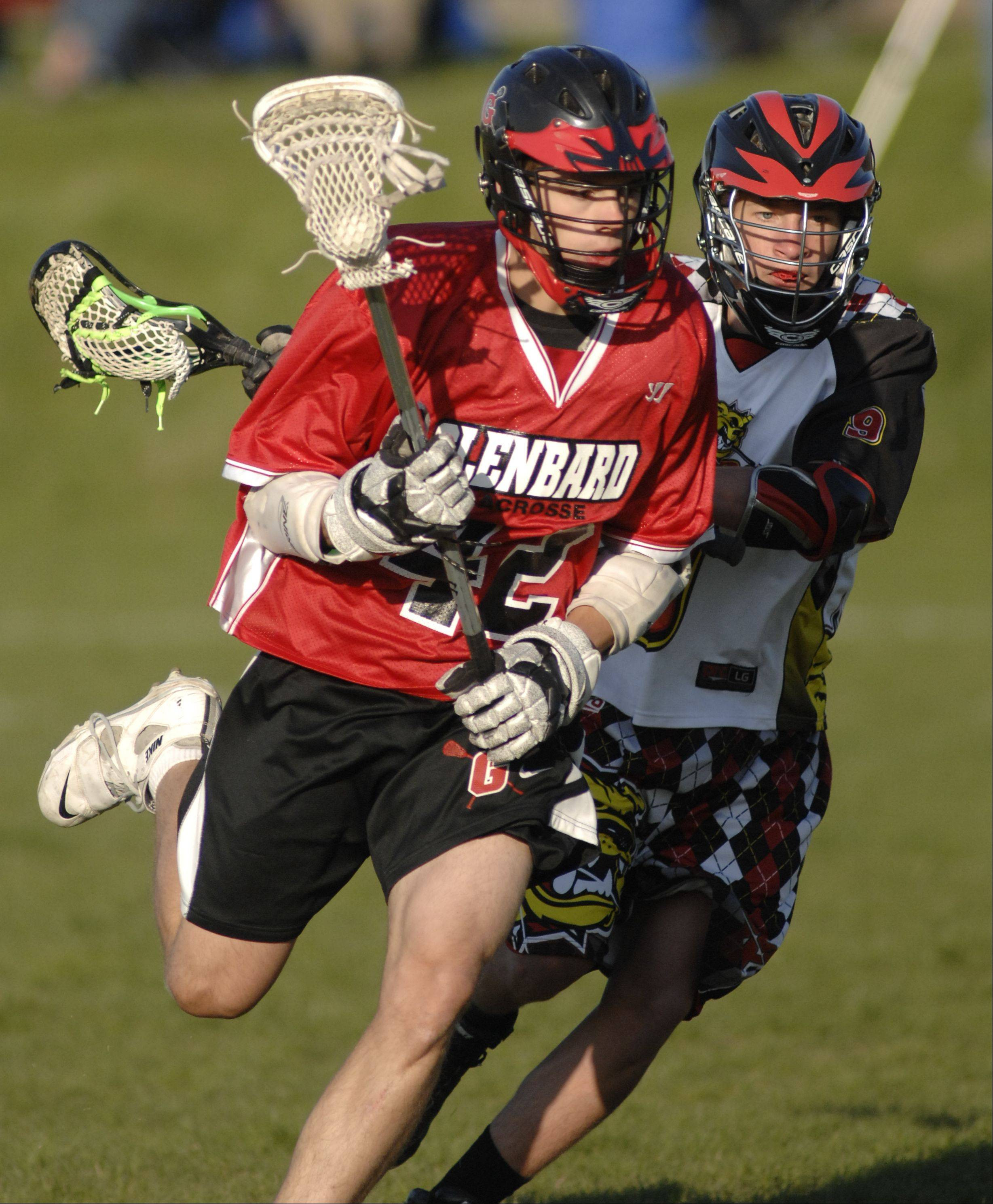 The IHSA announced Monday it will not start a boys and girls lacrosse state series this spring.