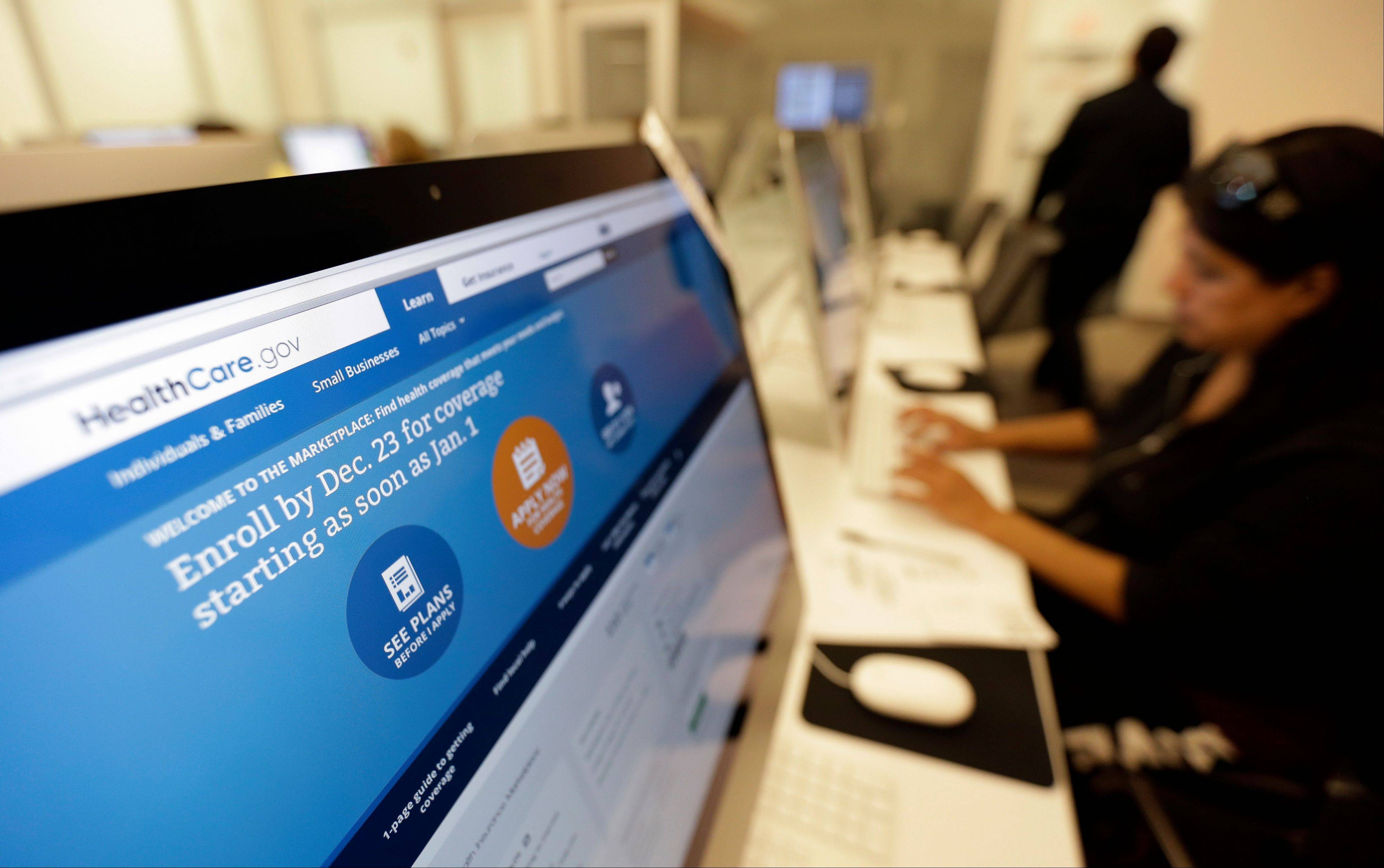 For many Americans, problems with the government�s main health care website carry a bigger risk than frequent crashes, as higher premiums could follow if technical troubles scare off young customers crucial to the overhaul�s insurance coverage expansions.