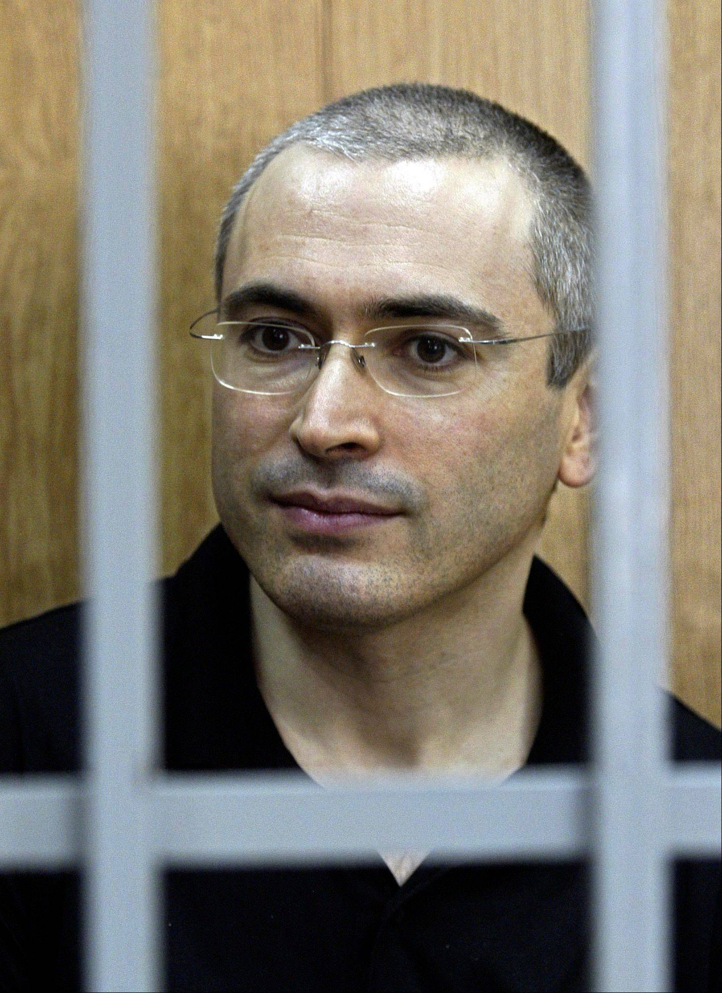 President Vladimir Putin said Thursday he will pardon jailed oil tycoon Mikhail Khodorkovsky, a surprise decision that will let his top foe and Russia's formerly richest man out of prison after more than a decade.