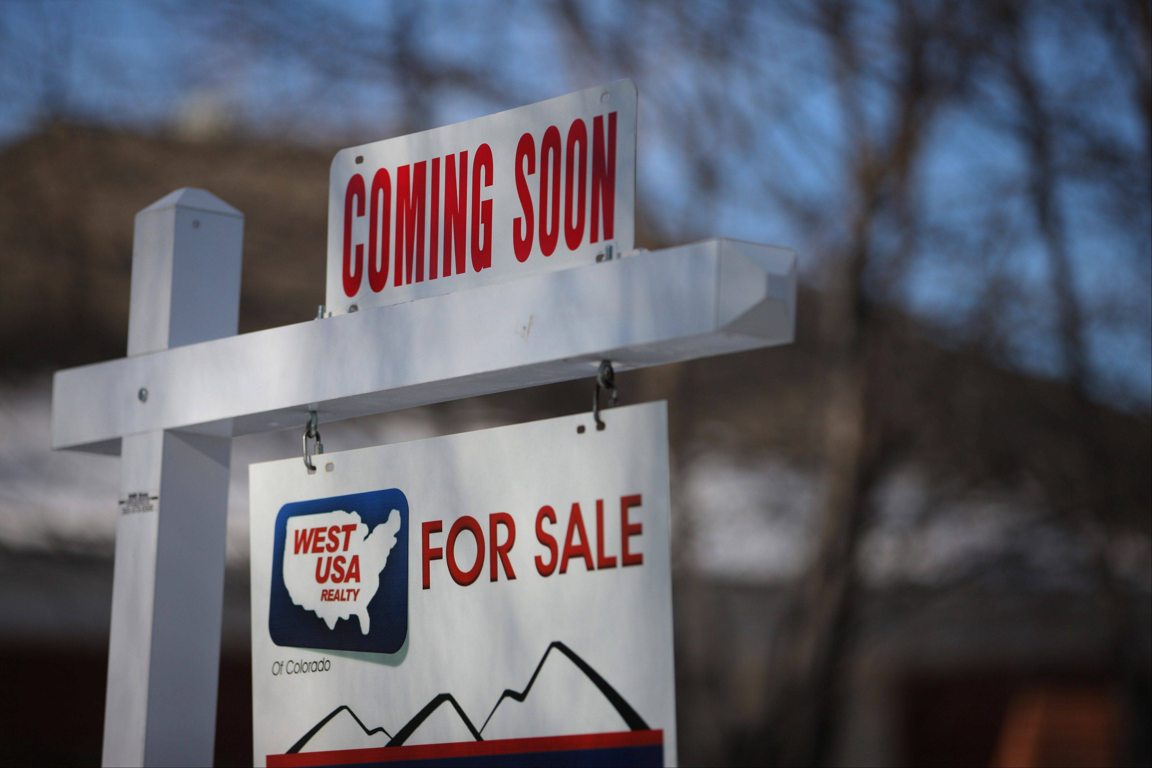 The number of people who bought existing U.S. homes in November declined for the third straight month. Higher mortgage rates have made home-buying more expensive, while the lingering effect of the October government shutdown might have deterred some sales.