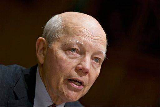 The Senate voted Friday to confirm retired corporate and government turnaround specialist John Koskinen to head the Internal Revenue Service.