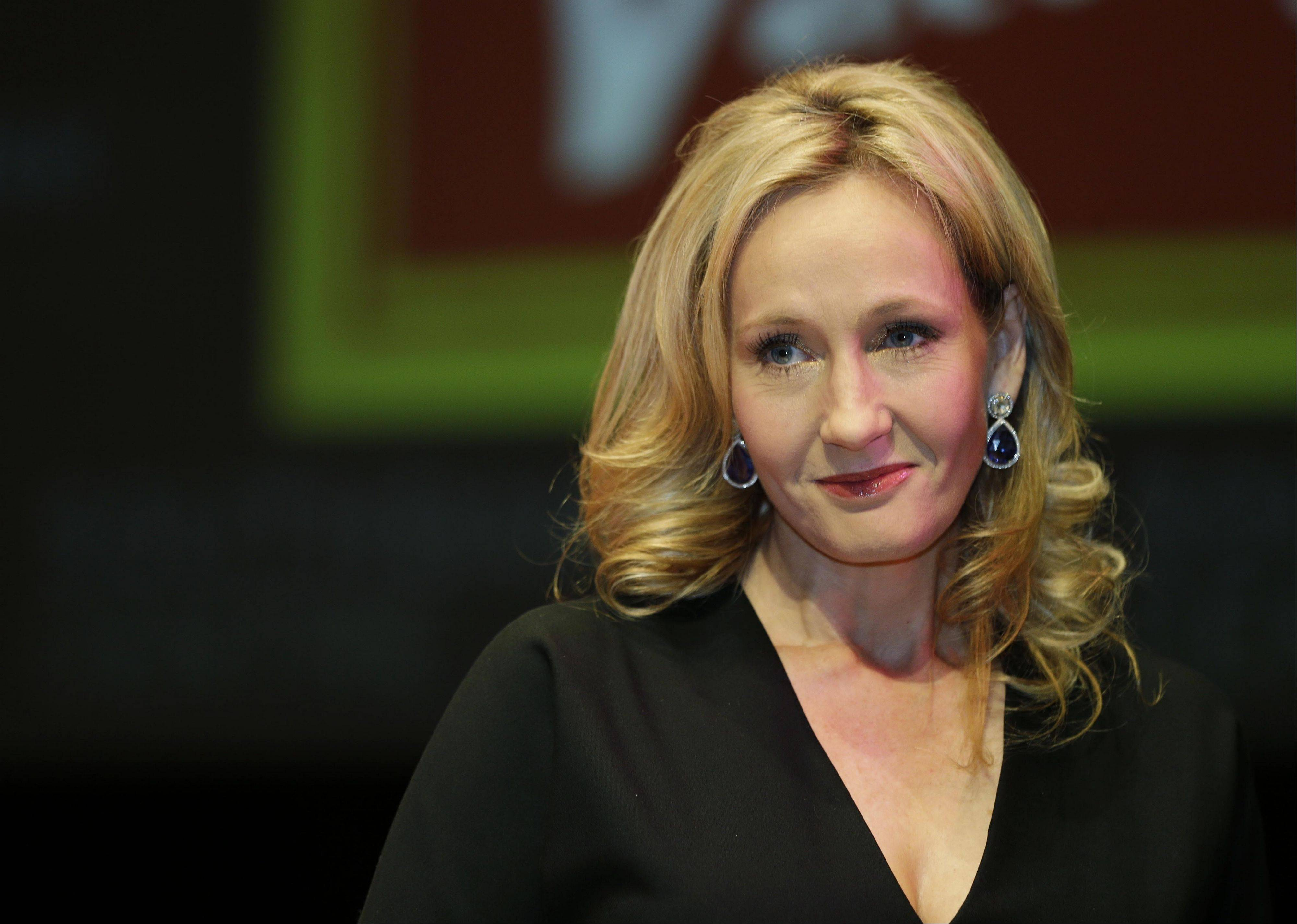 Harry Potter is coming to the stage. J.K. Rowling said on Friday that she is working on a play about the boy wizard's life before he attended Hogwarts School of Witchcraft and Wizardry.