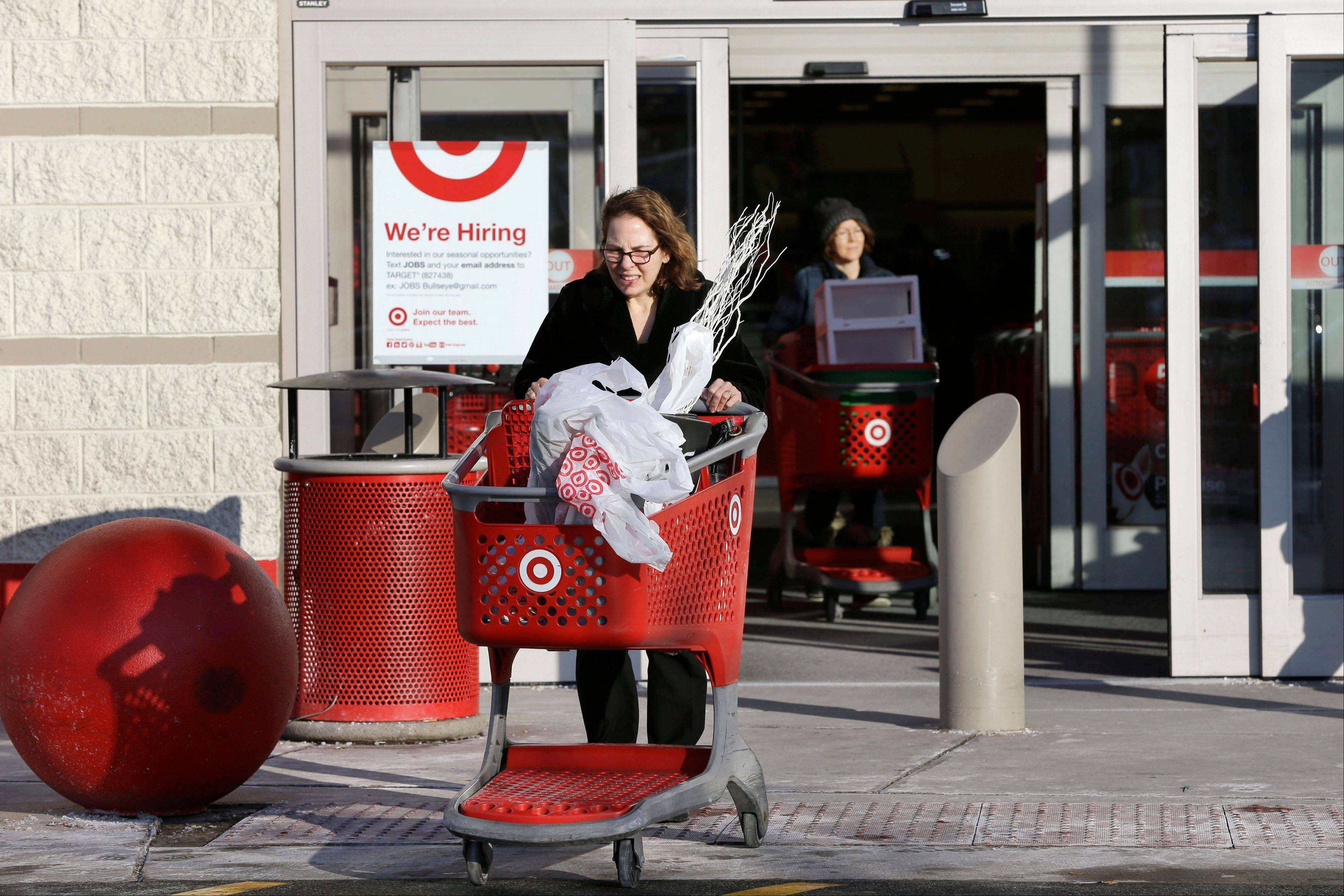 With less than a week until Christmas, a real-life Grinch has stolen the credit and debit card information of about 40 million Target shoppers.