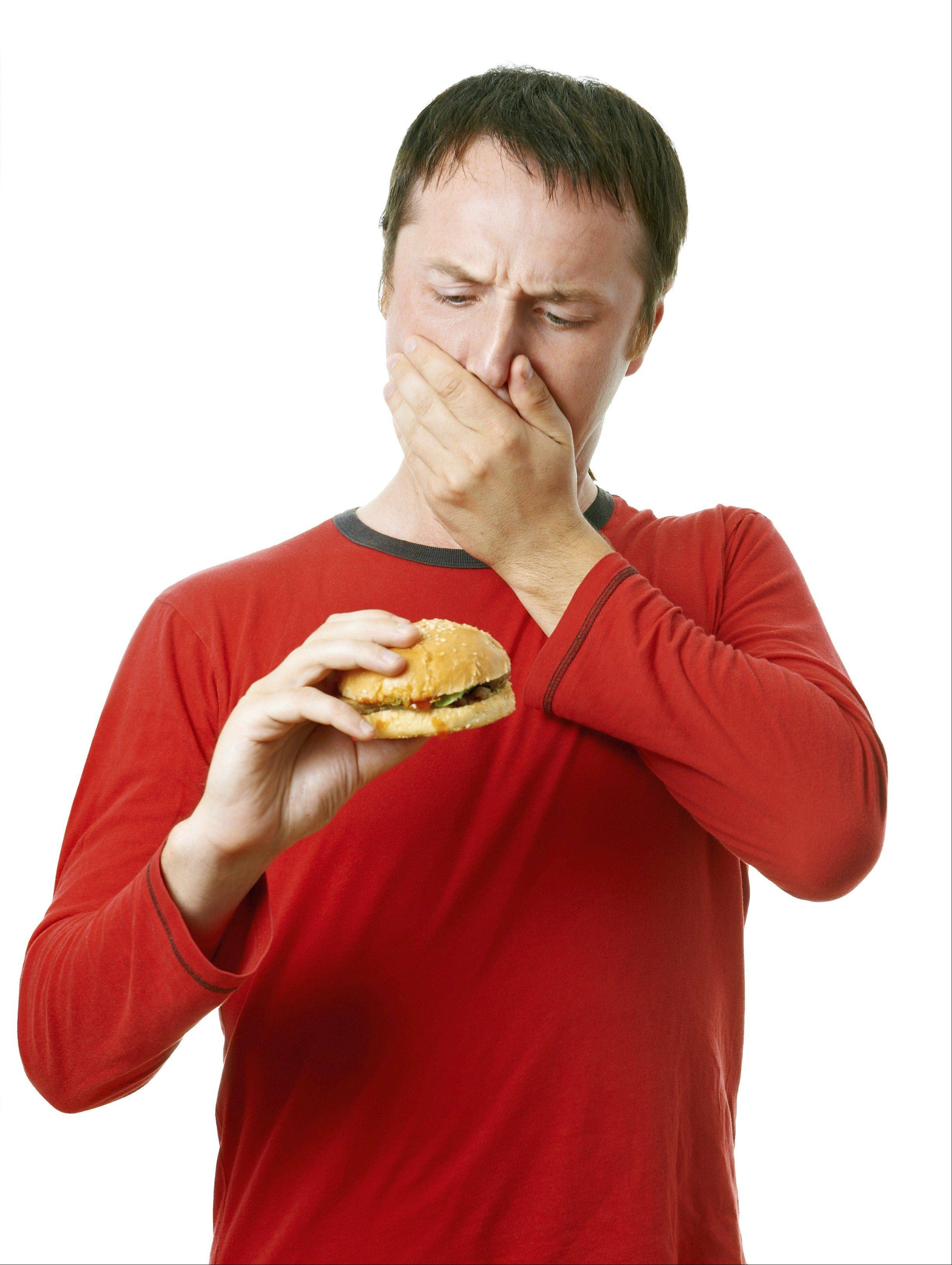 Do you have an allergy to that burger? Alpha-gal allergy is a reaction to red meat that results from having been bitten by a tick.
