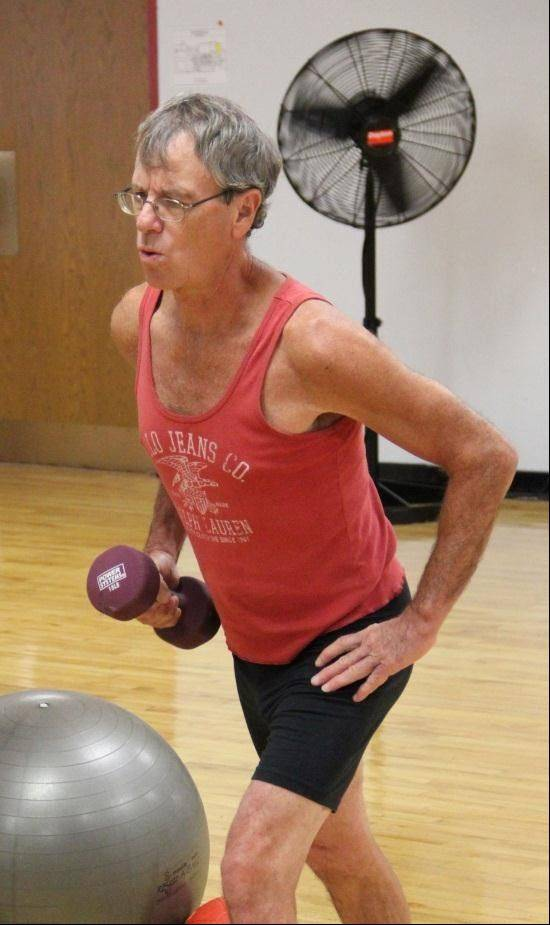 Build muscle, strengthen core and burn calories in the Schaumburg Park District's free Fitness Unlimited and Club 55 group fitness classes Jan. 2-8.