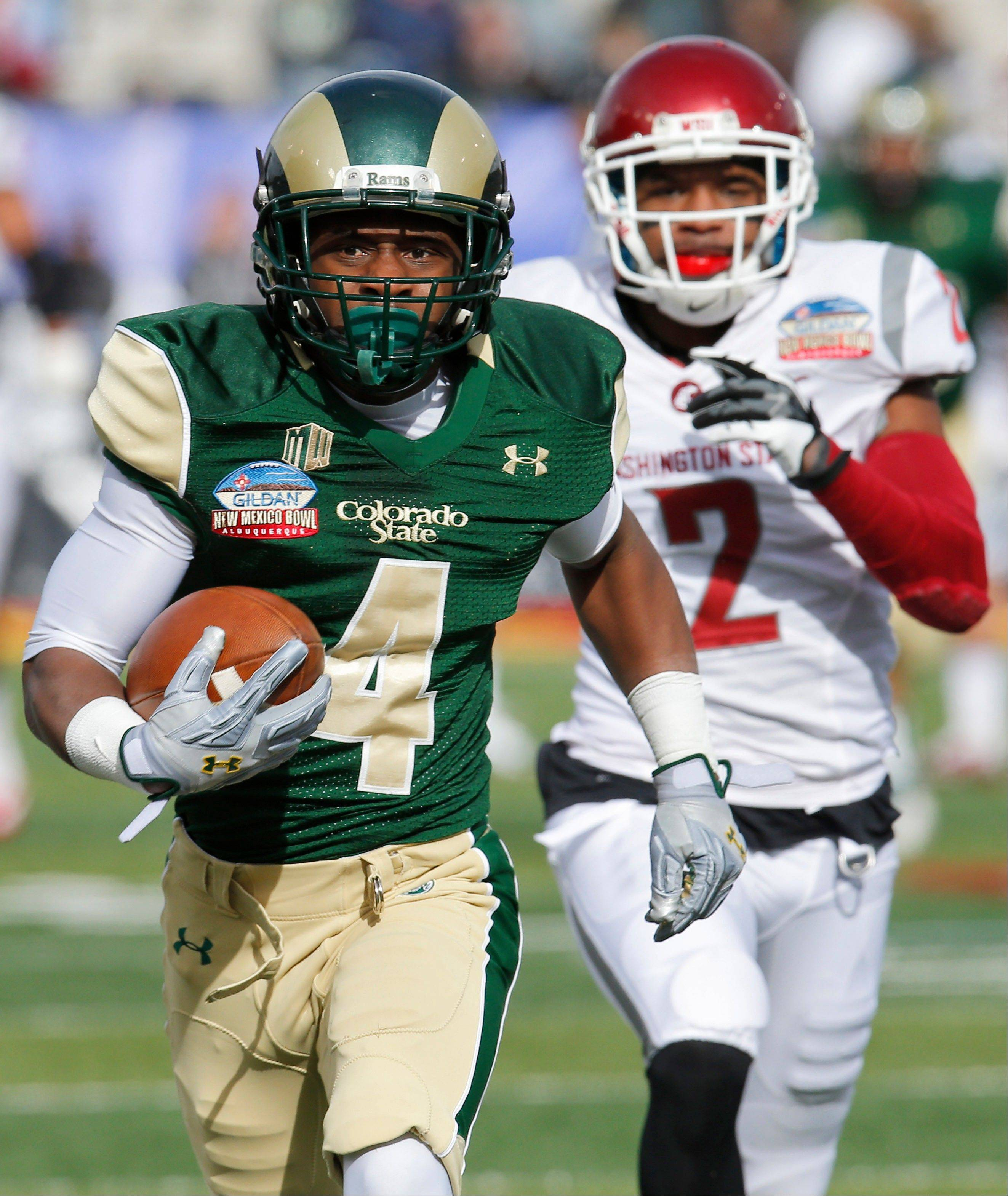 Colorado St. pulls off shocker in New Mexico Bowl