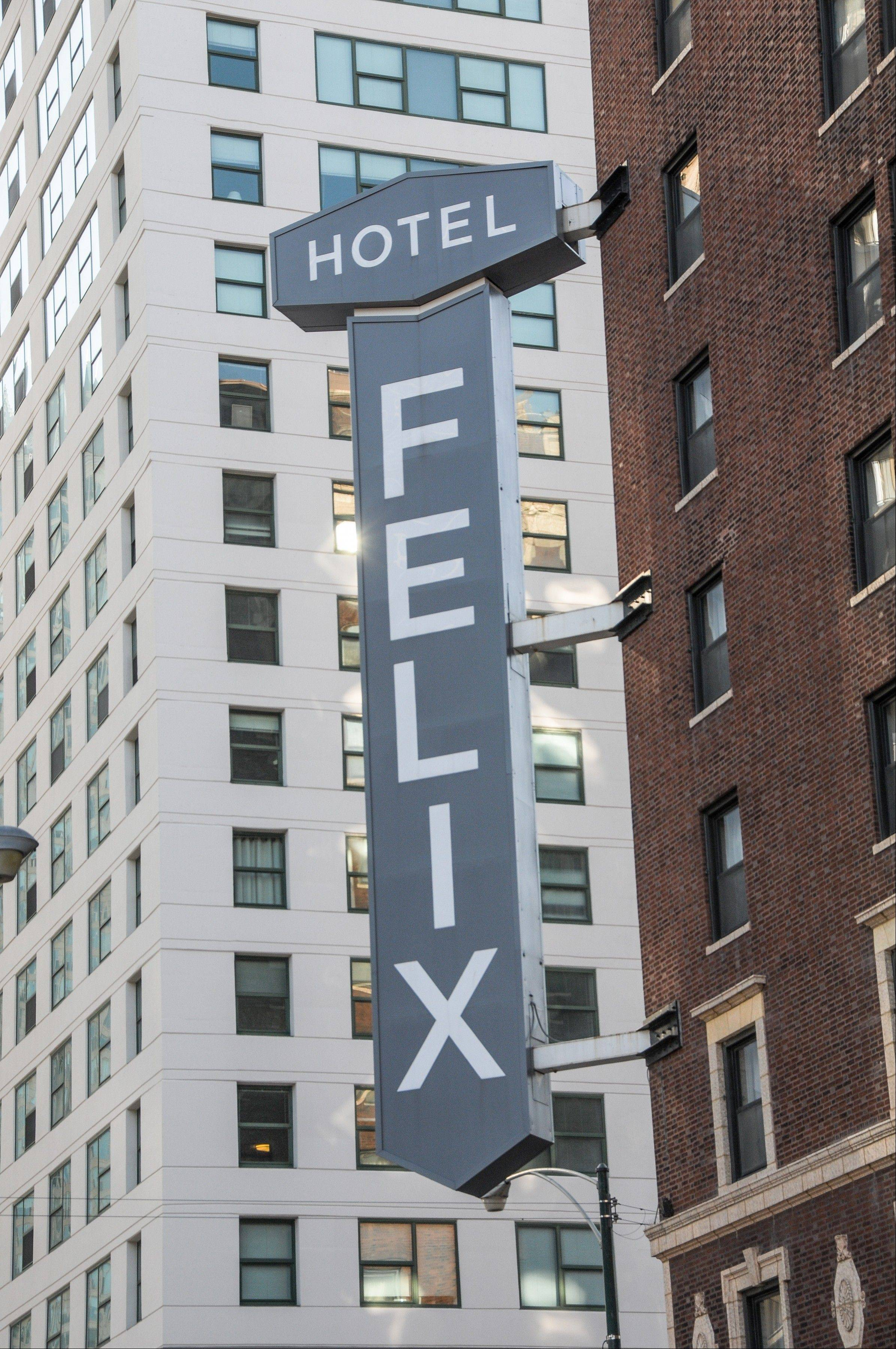 "You have until March 2014 to take advantage of the ""Michigan Avenue Madness"" shopping package at Hotel Felix Chicago."