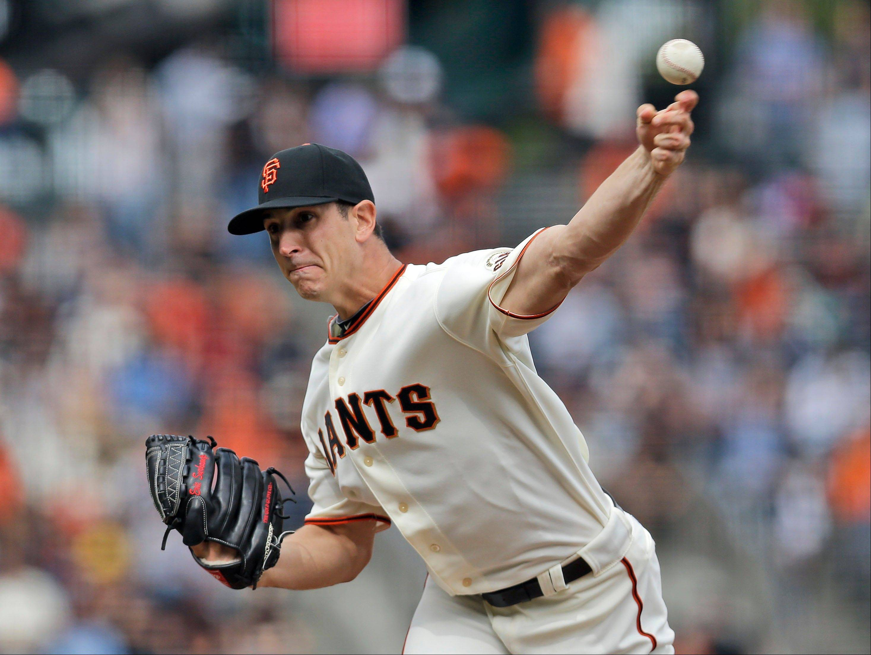 The White Sox have claimed starting pitcher Eric Surkamp off waivers from the San Francisco Giants. The Sox also lost infielder Brent Morel off waivers to Toronto.