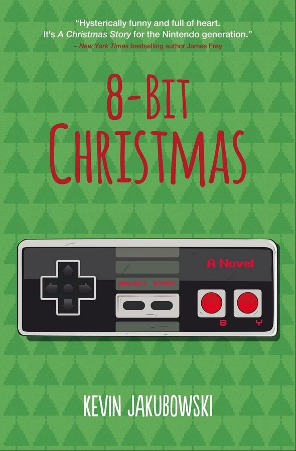 "The new novel, ""8-Bit Christmas,"" is the first book by Batavia-born comedy writer Kevin Jakubowski."