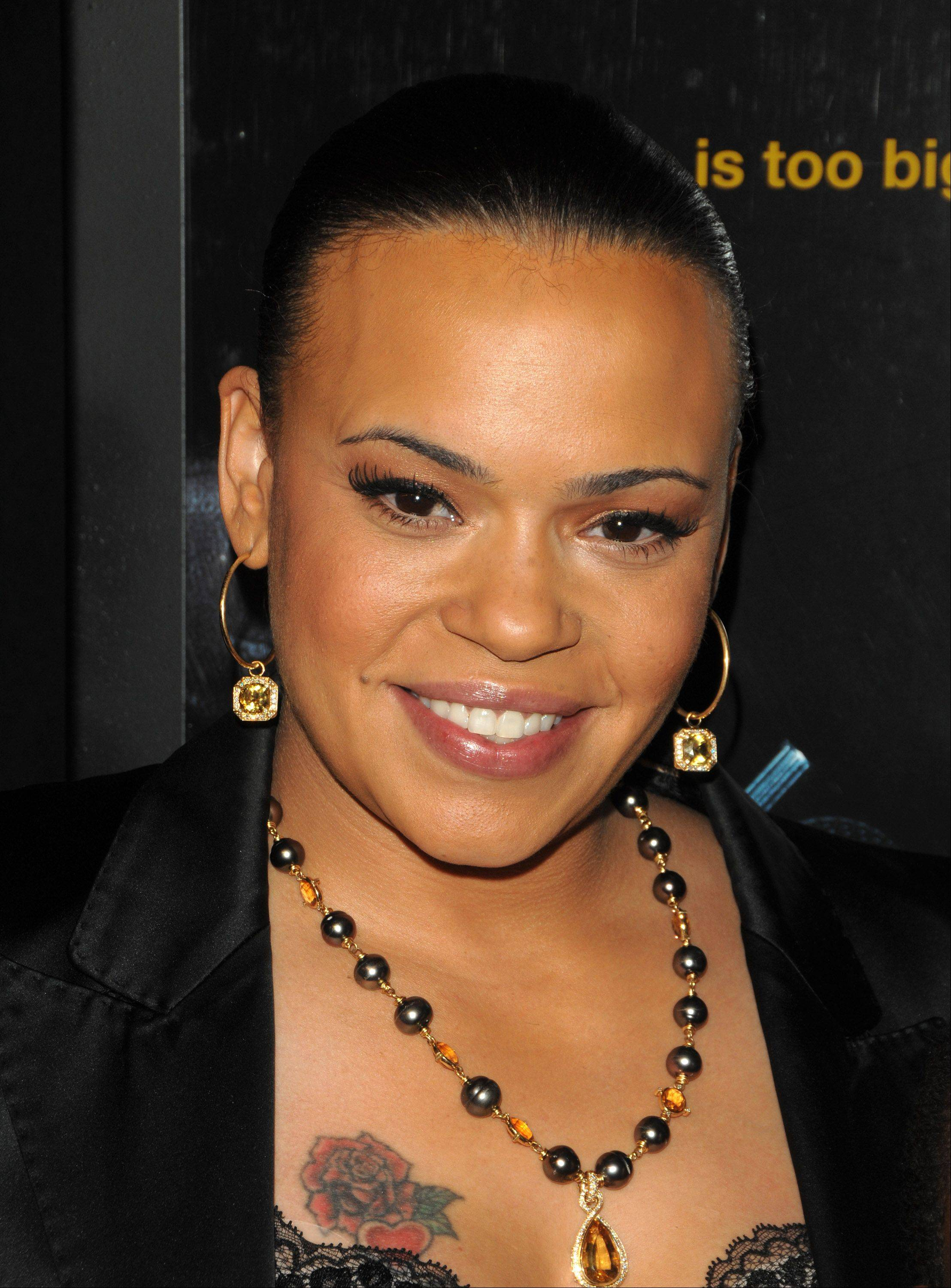 Faith Evans is on the bill for the Holiday Jam at the Arie Crown Theater in Chicago on Saturday, Dec. 27.