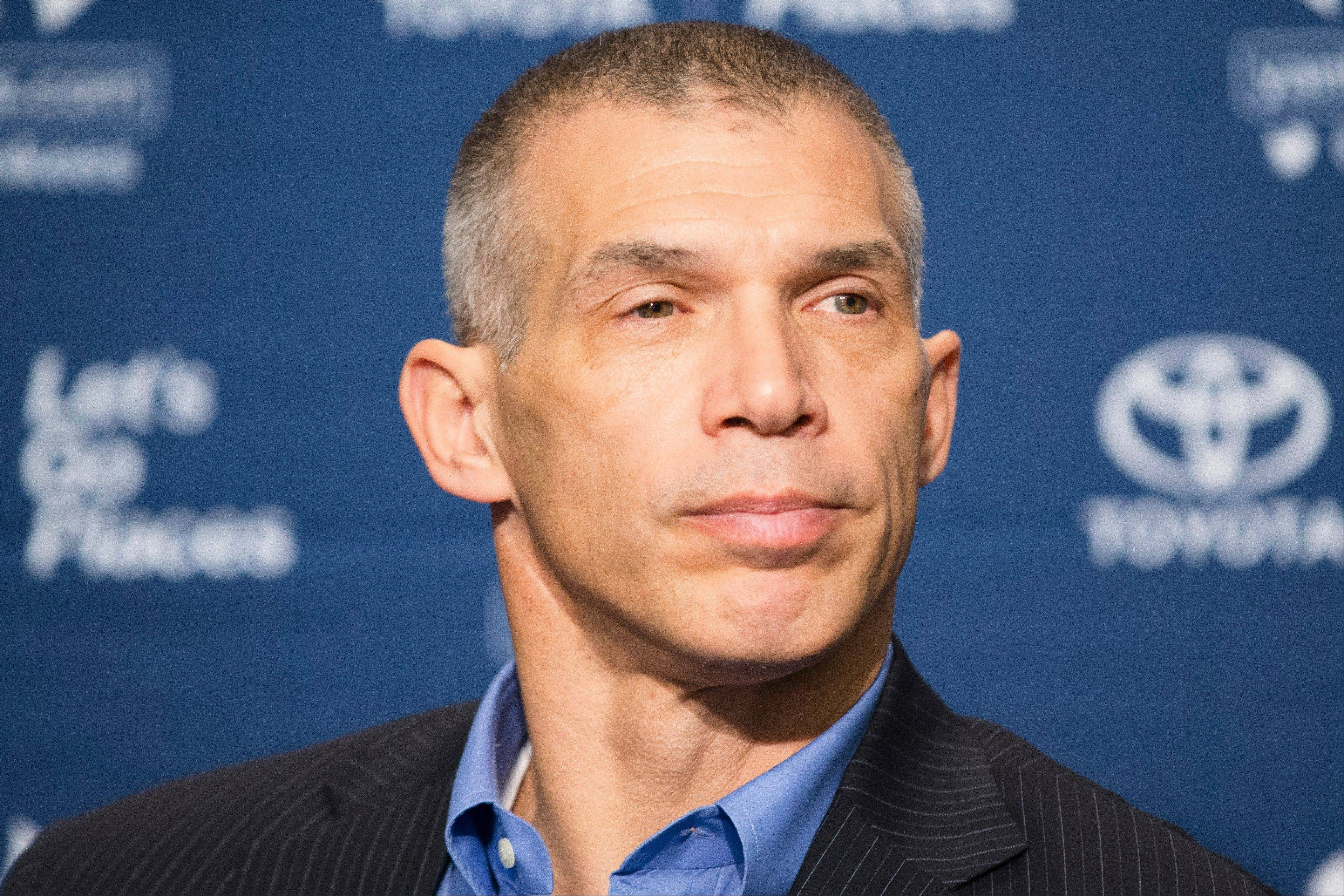 New York Yankees manager Joe Girardi is a man of faith and commitment, and he gives all credit for that to his parents.