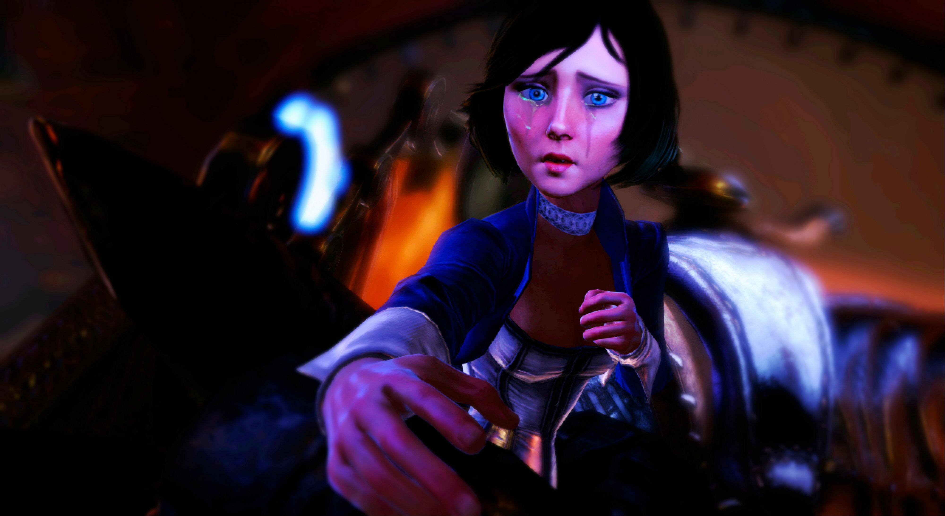 "Elizabeth plays a major part in one of the best games of the year: ""BioShock Infinite."""