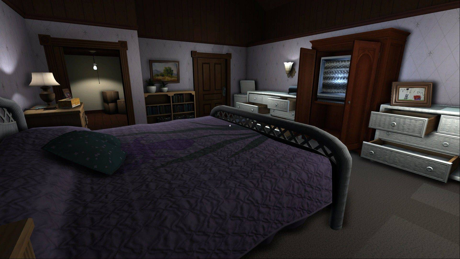 """Gone Home"" is more than just a mystery set in the 1990s. It's interactive poetry."