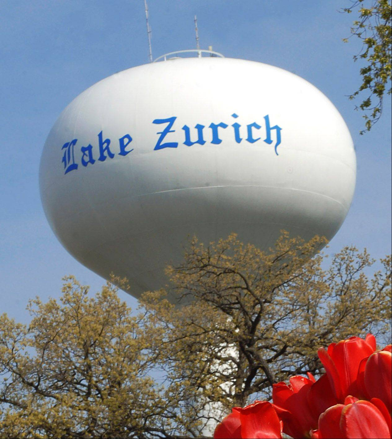 Lake Zurich residents currently get their drinking water from deep wells, but village officials are considering a ballot measure next year asking voters whether they would support issuing $43 million in bonds to pay for a pipeline running Lake Michigan water to the town. The other option, officials say, is $16.5 million in upgrades to the current water system.