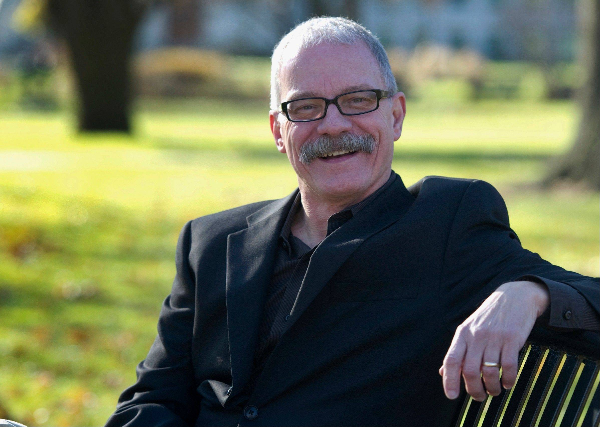 Professor Kevin Stein is in the middle of his third term as Illinois� poet laureate.