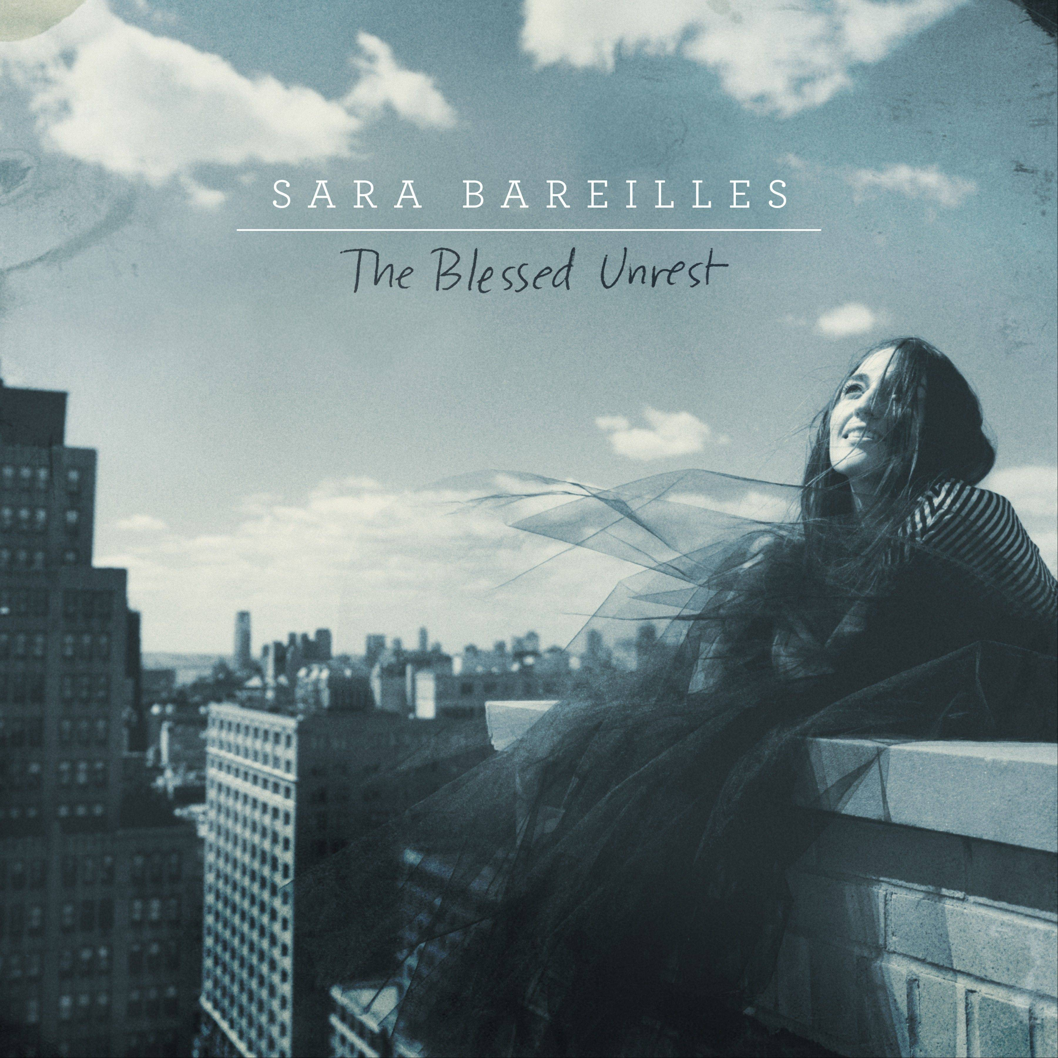 "This CD cover image released by Epic Records shows ""The Blessed Unrest,"" by Sara Bareilles. The Grammys got it right; Bareilles� third release, �The Blessed Unrest, � is one of the year's best thanks to its mix of upbeat and classic-sounding piano tunes, all anchored by the performers sweet and powerful tone."