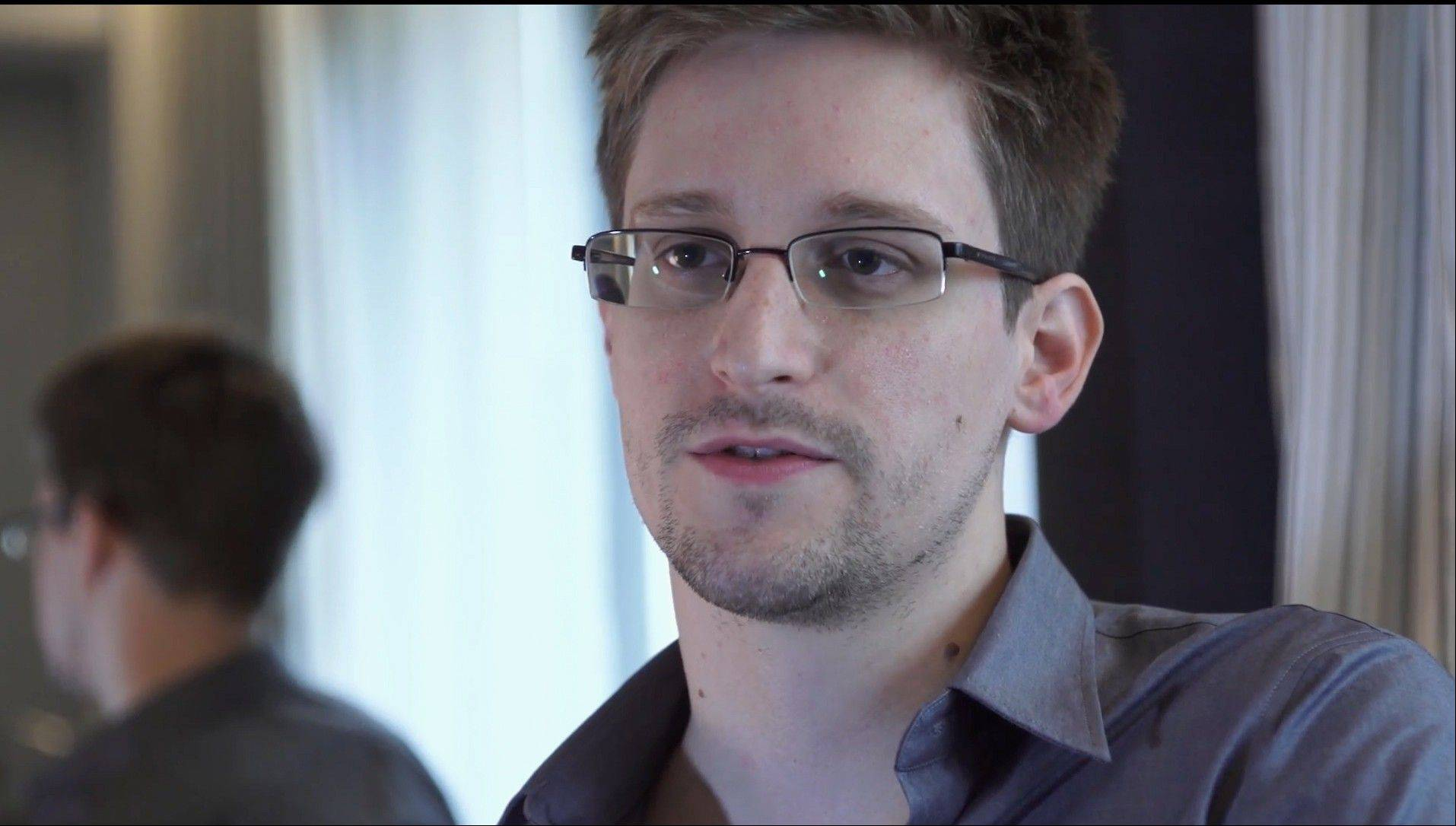 National Security Agency leaker Edward Snowden, in Hong Kong.