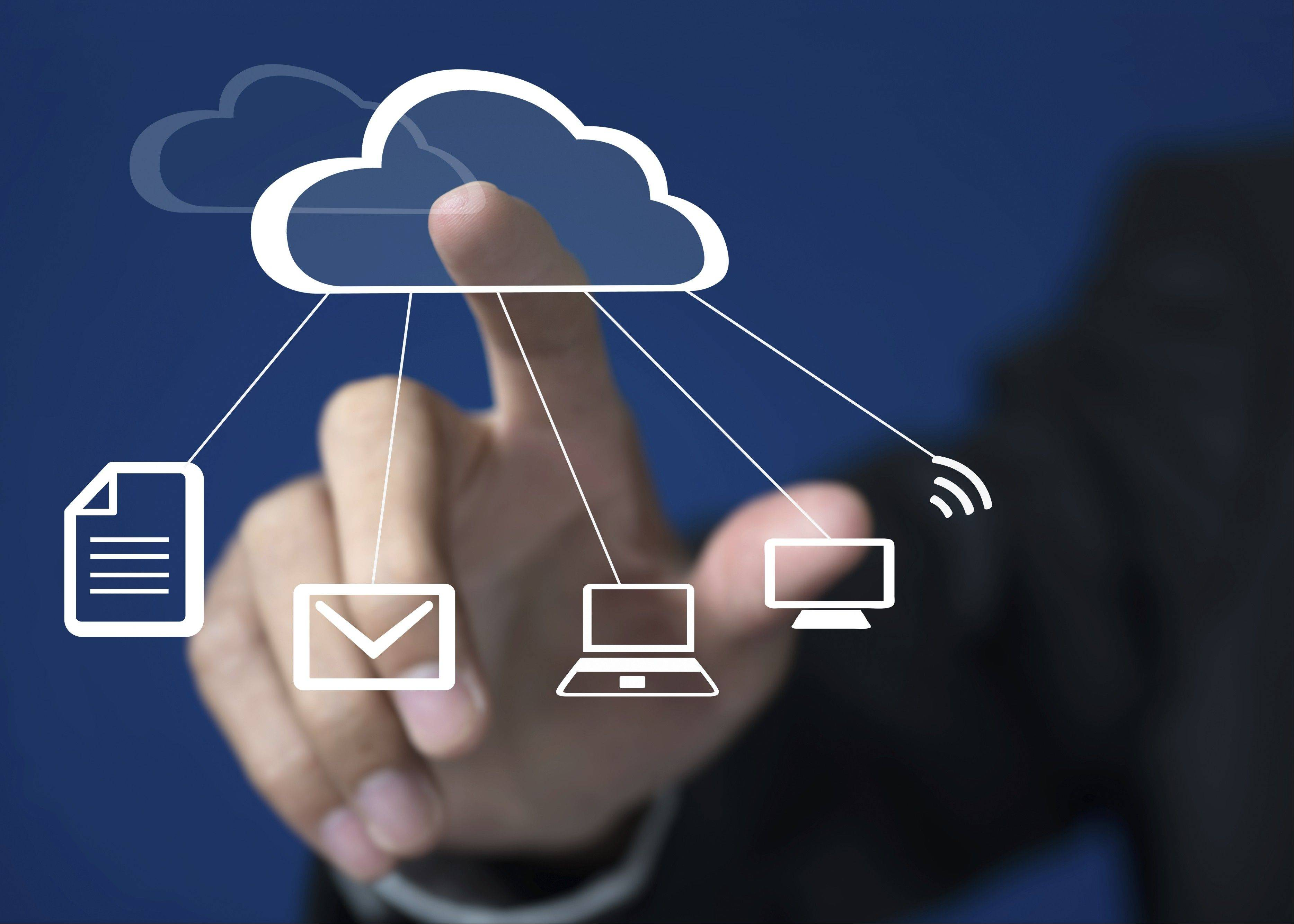 The cloud will be used more for data storage that will help various devices.
