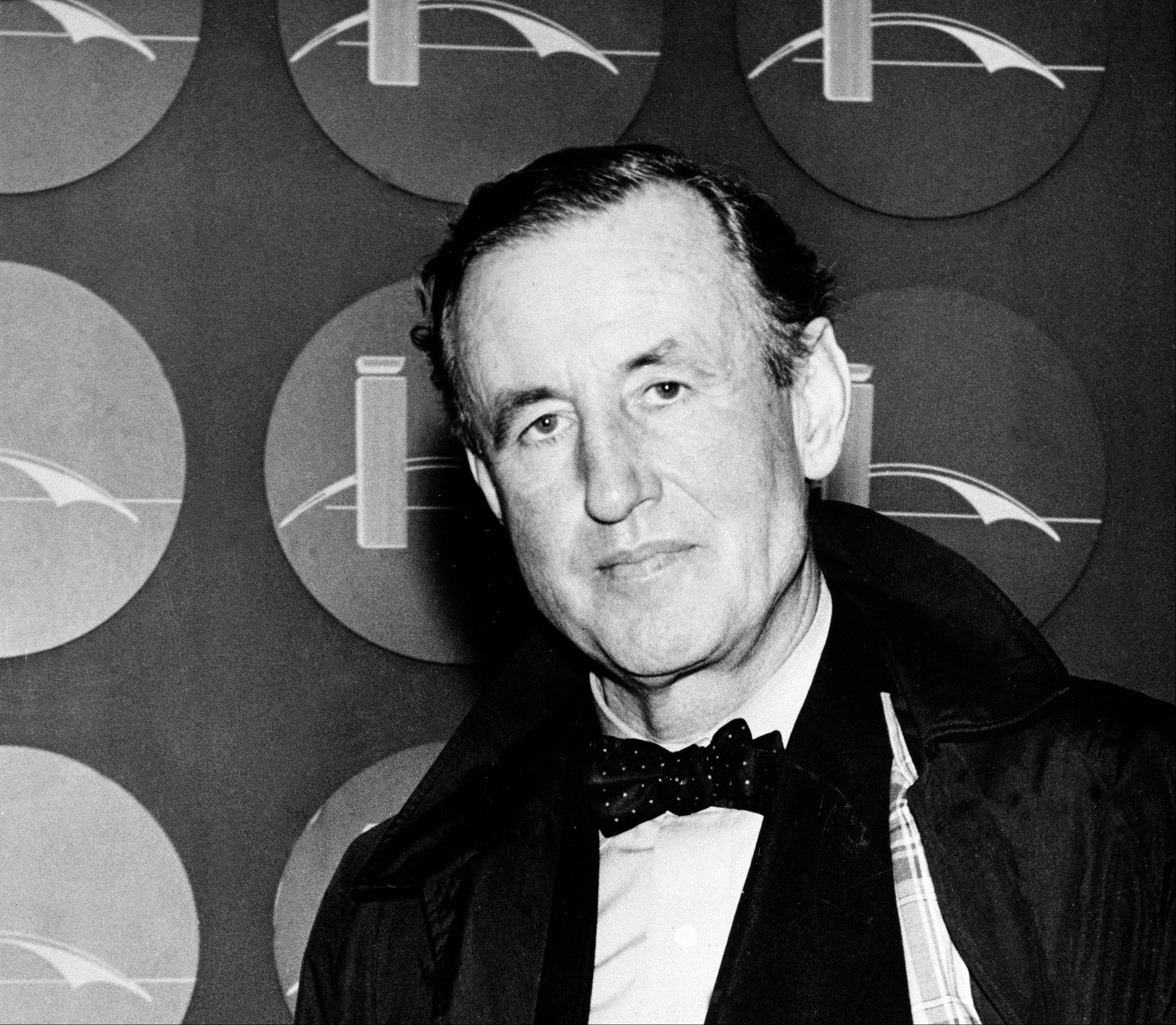 This 1962 file photo shows Ian Lancaster Fleming, the best-selling British author and creator of a fiction character known as secret agent, James Bond. British doctors who carefully read Ian Fleming�s series of James Bond novels say the celebrated spy regularly drank more than four times the recommended limit of alcohol per week. Their research was published in the light-hearted Christmas edition of the journal BMJ.