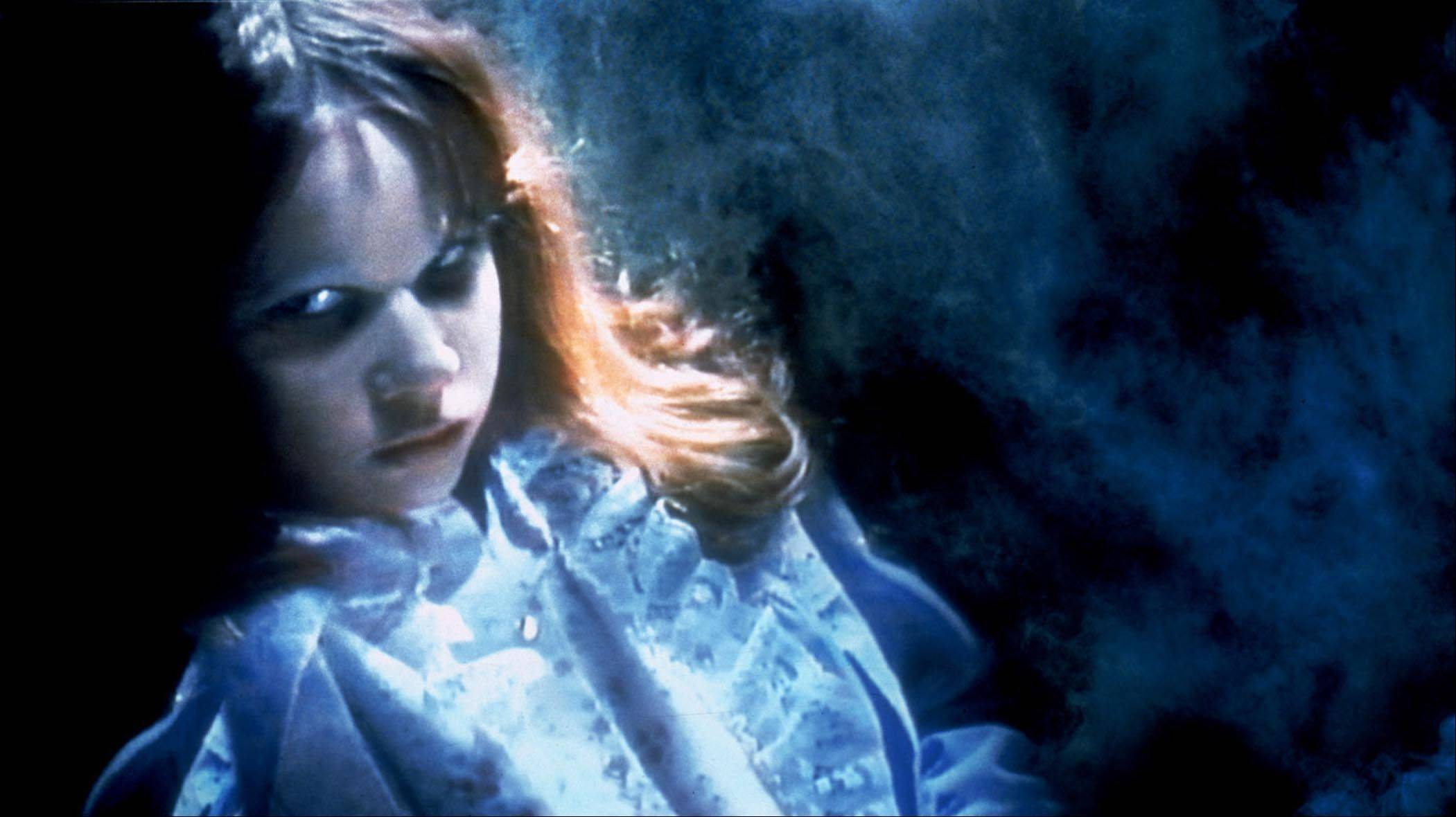 "Young Linda Blair portrays a possessed Regan MacNeil in ""The Exorcist,"" the scary movie that changed Dann Gire's life."