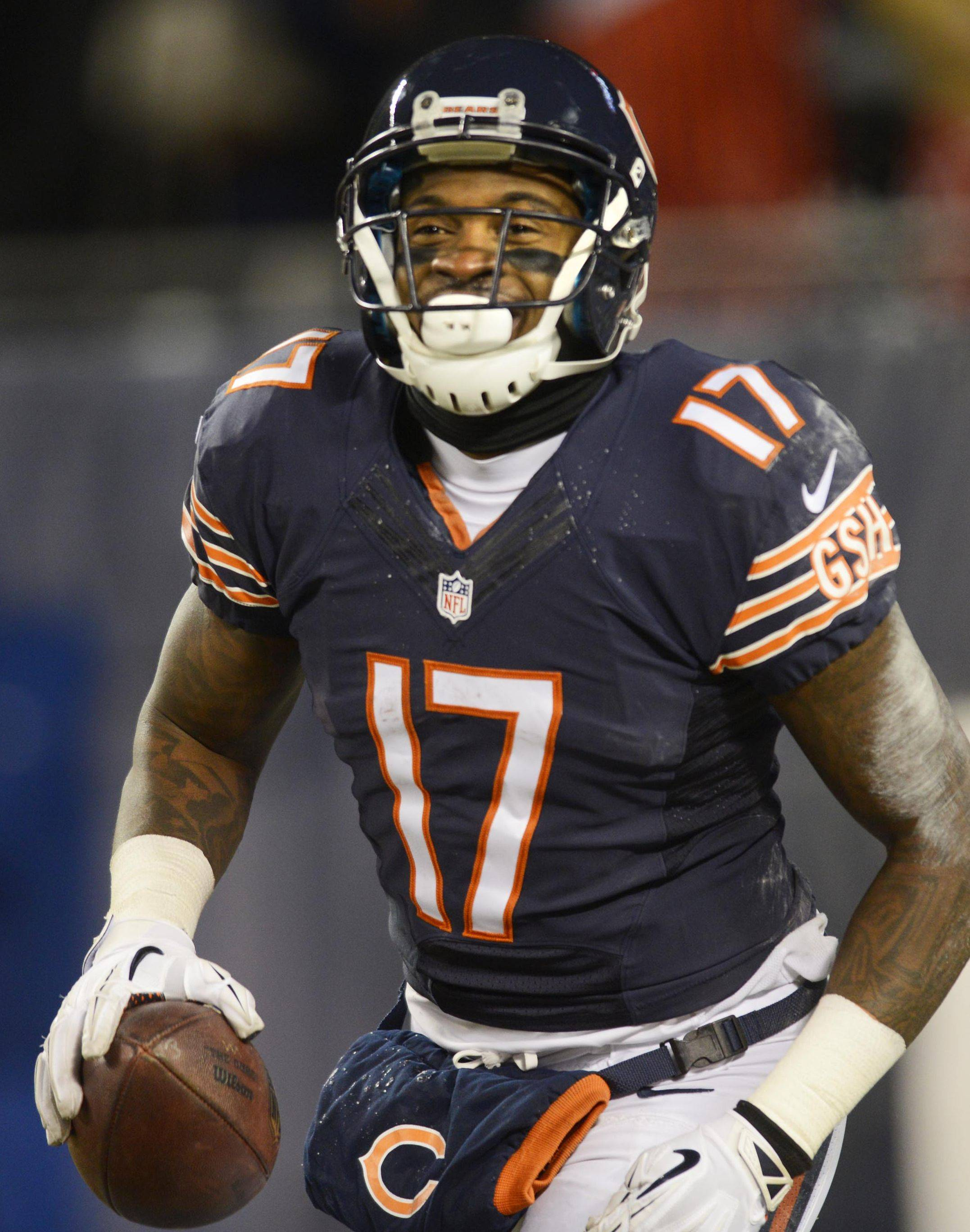Bears WR Alshon Jeffery beat out Cleveland's Josh Gordon as this season's biggest fantasy football surprise.