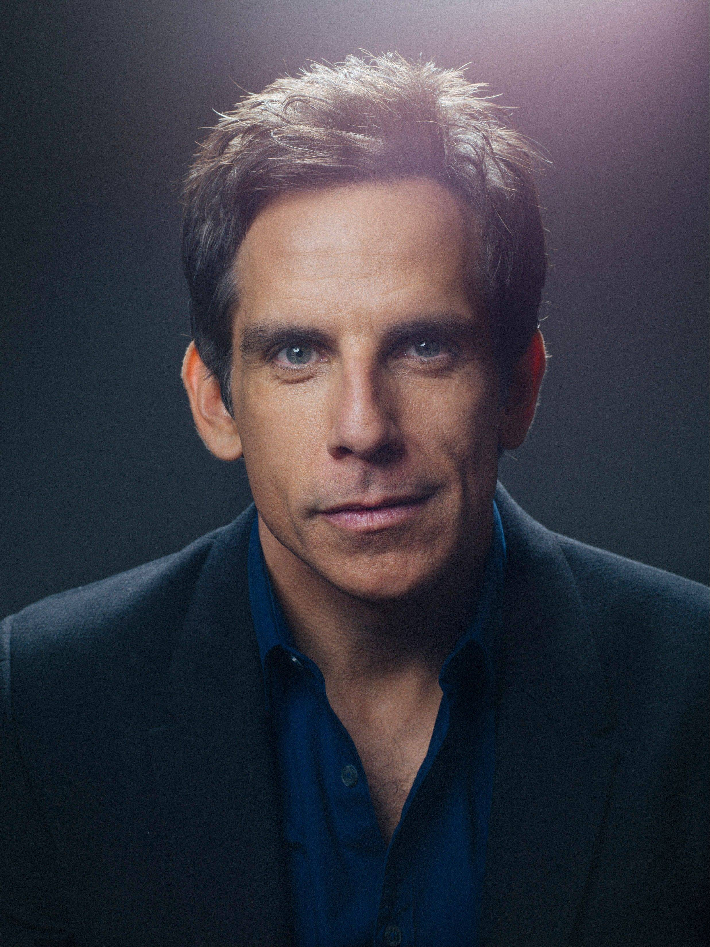 "Ben Stiller stars in ""The Secret Life of Walter Mitty,"" Stiller's fifth time directing, but his boldest move toward establishing his career behind the camera."