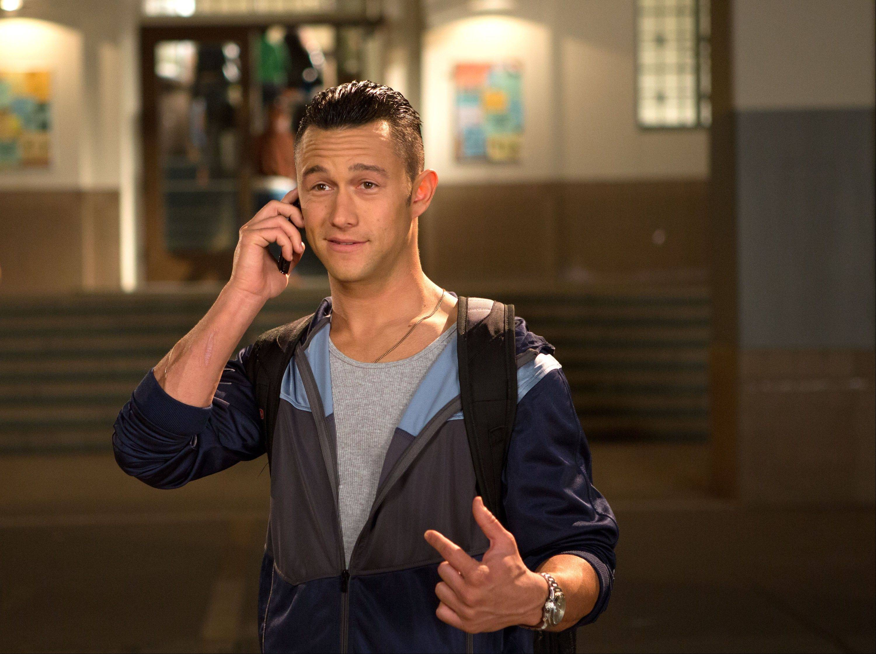 "Joseph Gordon-Levitt wrote, directed and starred in ""Don Jon."""