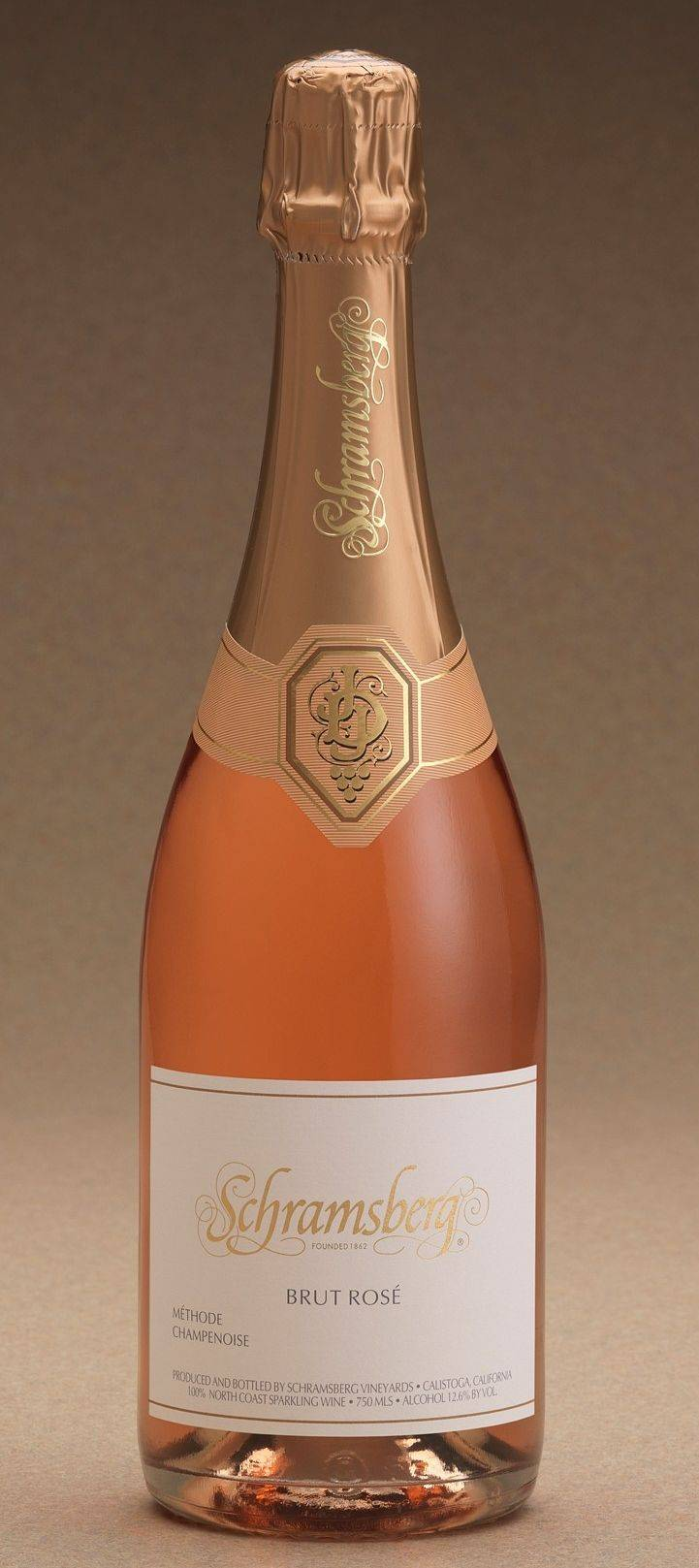 Schramsberg Brut Ros�, North Coast, Calif., 2009