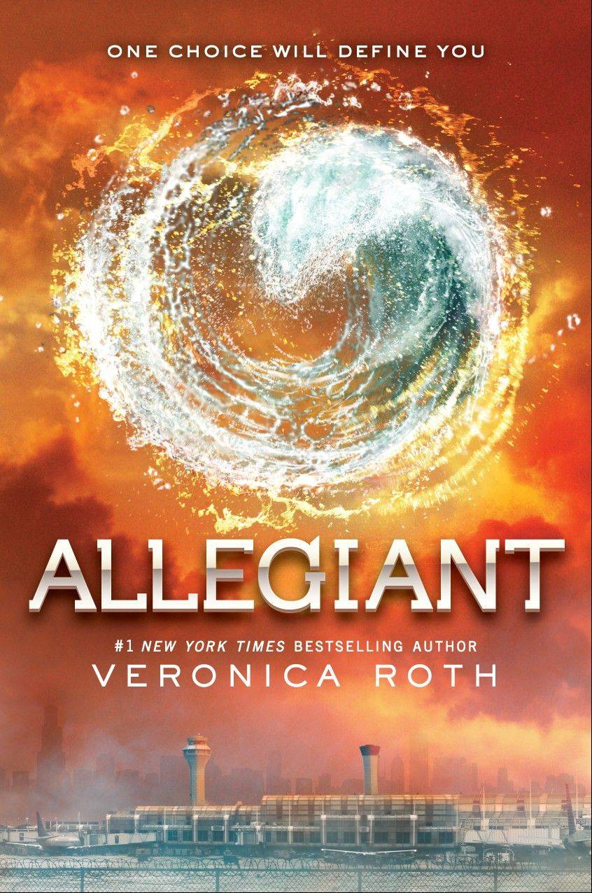 "As far as books go in 2013, teens and grade-schoolers stuck with Rick Riordan, Jeff Kinney and Veronica Roth, whose ""Divergent"" series, which includes the most recently released ""Allegiant,"" is set to debut on the big screen in 2014."