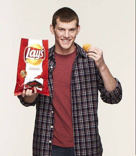 Lake Zurich's Tyler Raineri was one of three finalists in a nationwide contest that attracted 3.8 million submissions for new Lay's potato chip flavors.