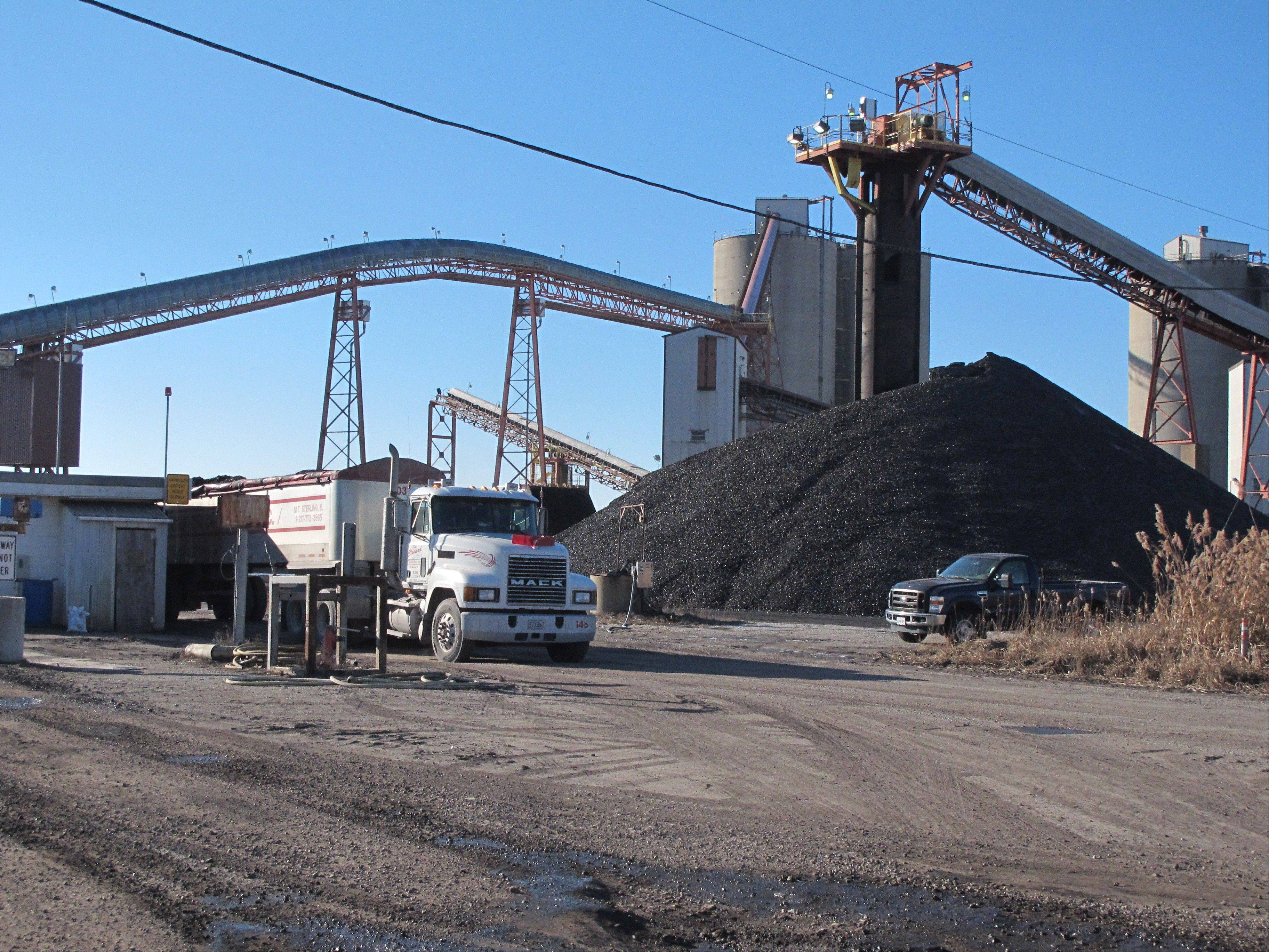 The Crown III underground coal mine near Farmersville, Ill., ceased operations on Dec. 19, costing nearly 200 workers their jobs. Many of the miners now are weighing what to do next, ranging from options that include retiring to moving elsewhere to find work in another mine in the coal-rich state.