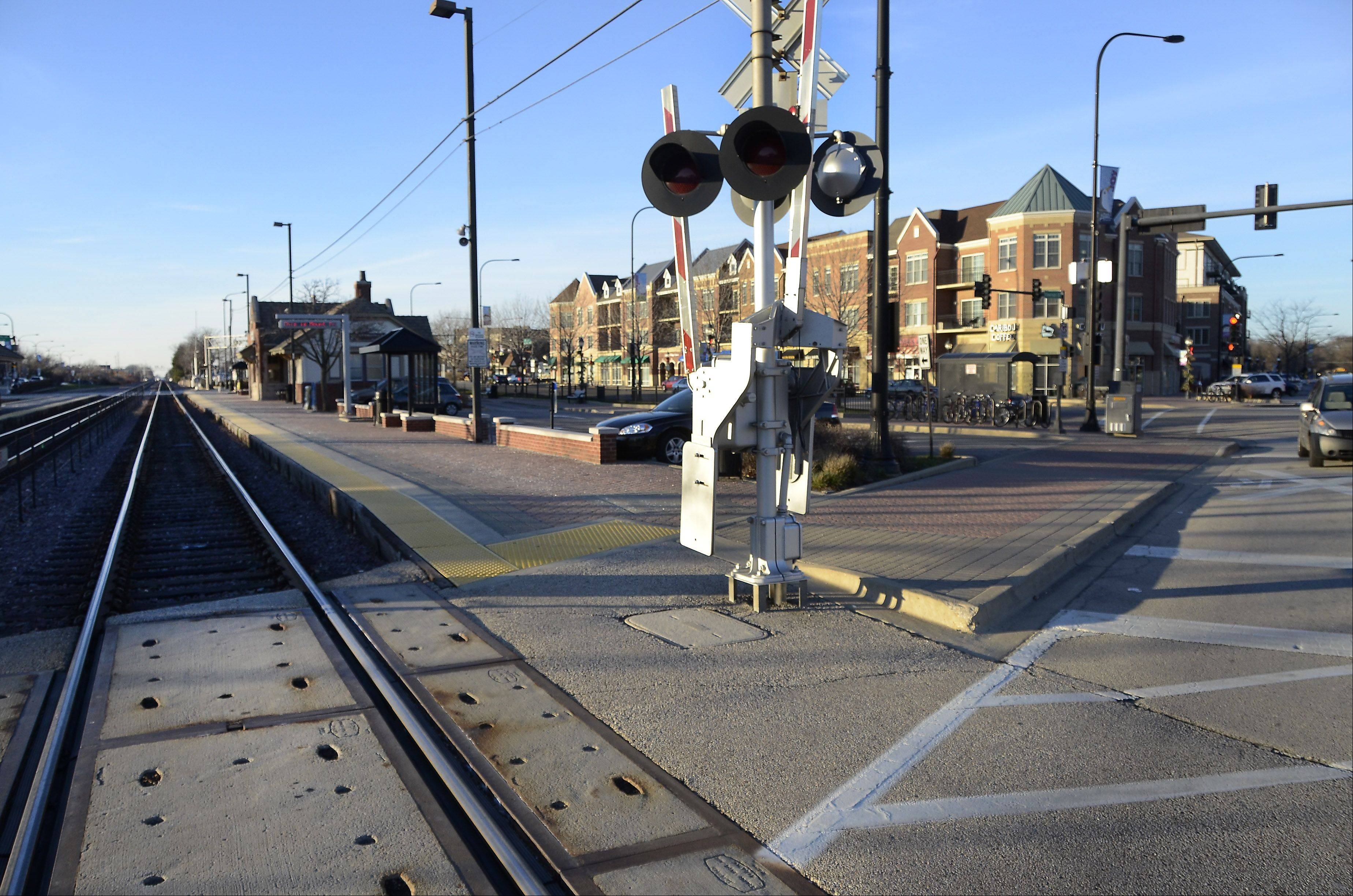 Railway crossings continue to be a hazard for pedestrians and cars ignoring lowered gates and bells.