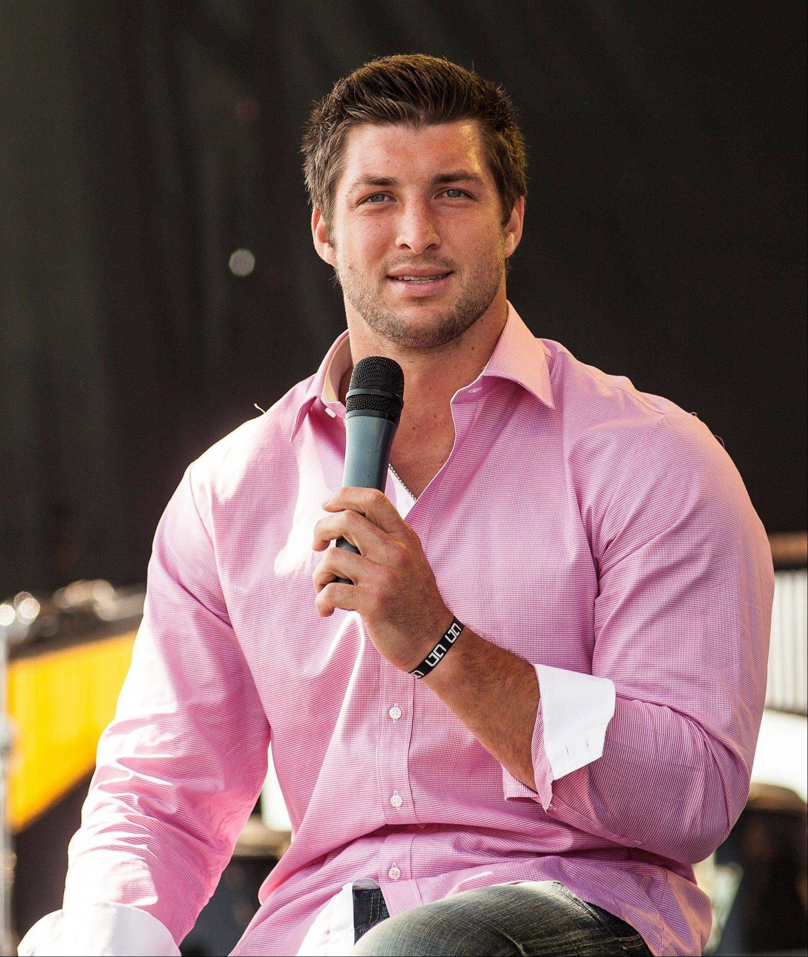 Tim Tebow will appear on �SEC Nation,� a pregame show that will travel to a different campus each week after the SEC channel launches in August.