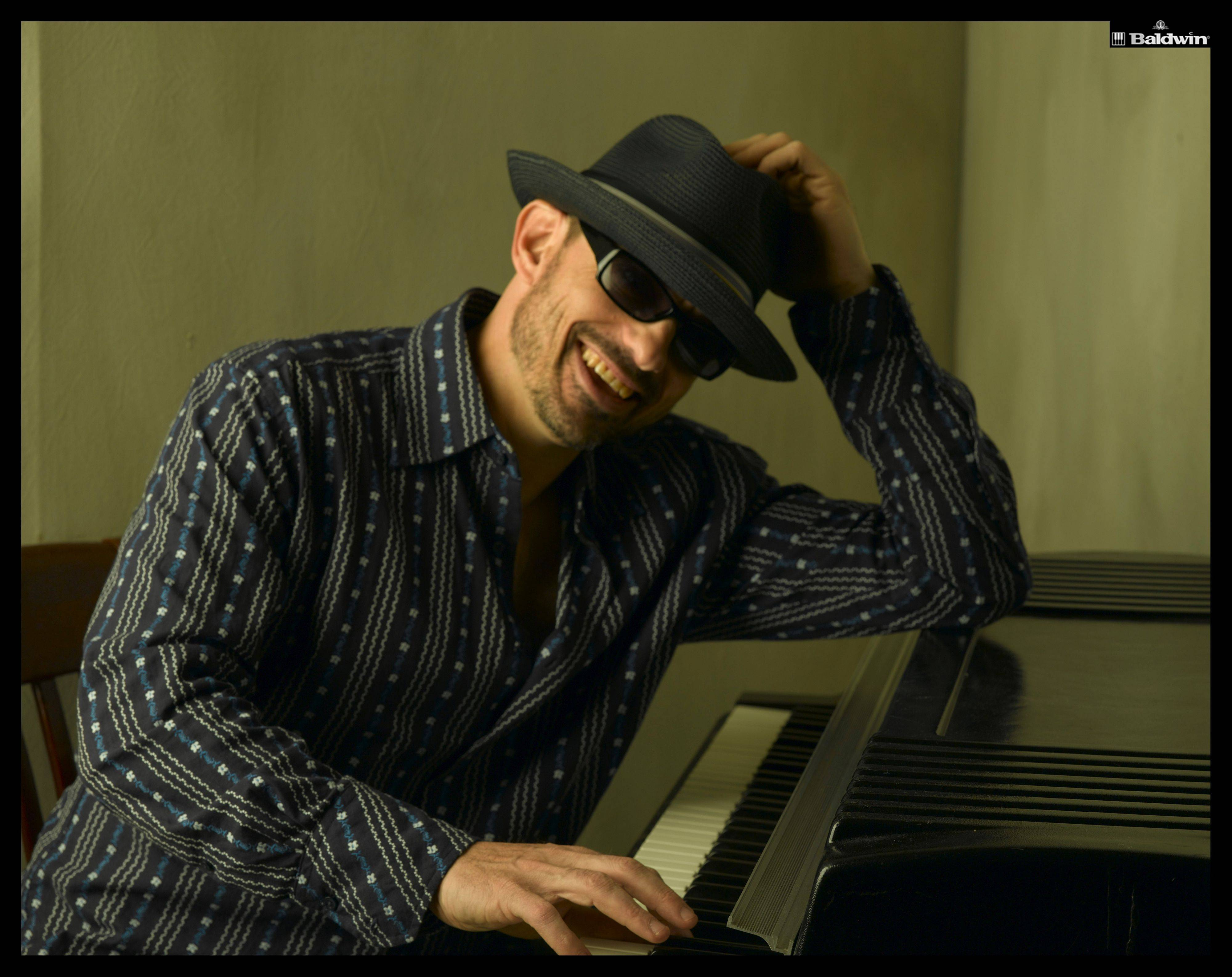 Pianist Jeff Jacobs performs music by famed piano rock stars at the Raue Center for the Arts in Crystal Lake.