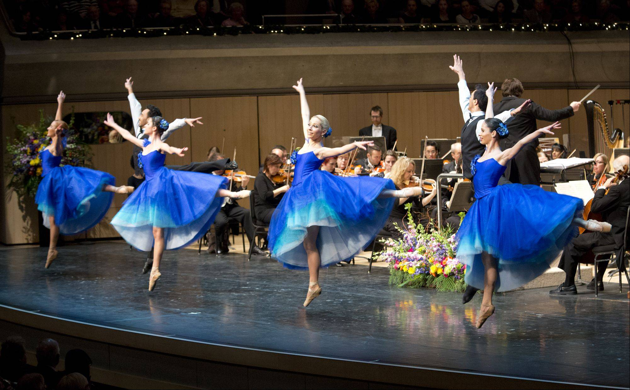 Salute to Vienna New Year's concert returns at 2:30 p.m. Saturday, Jan. 4, to Symphony Center in Chicago.