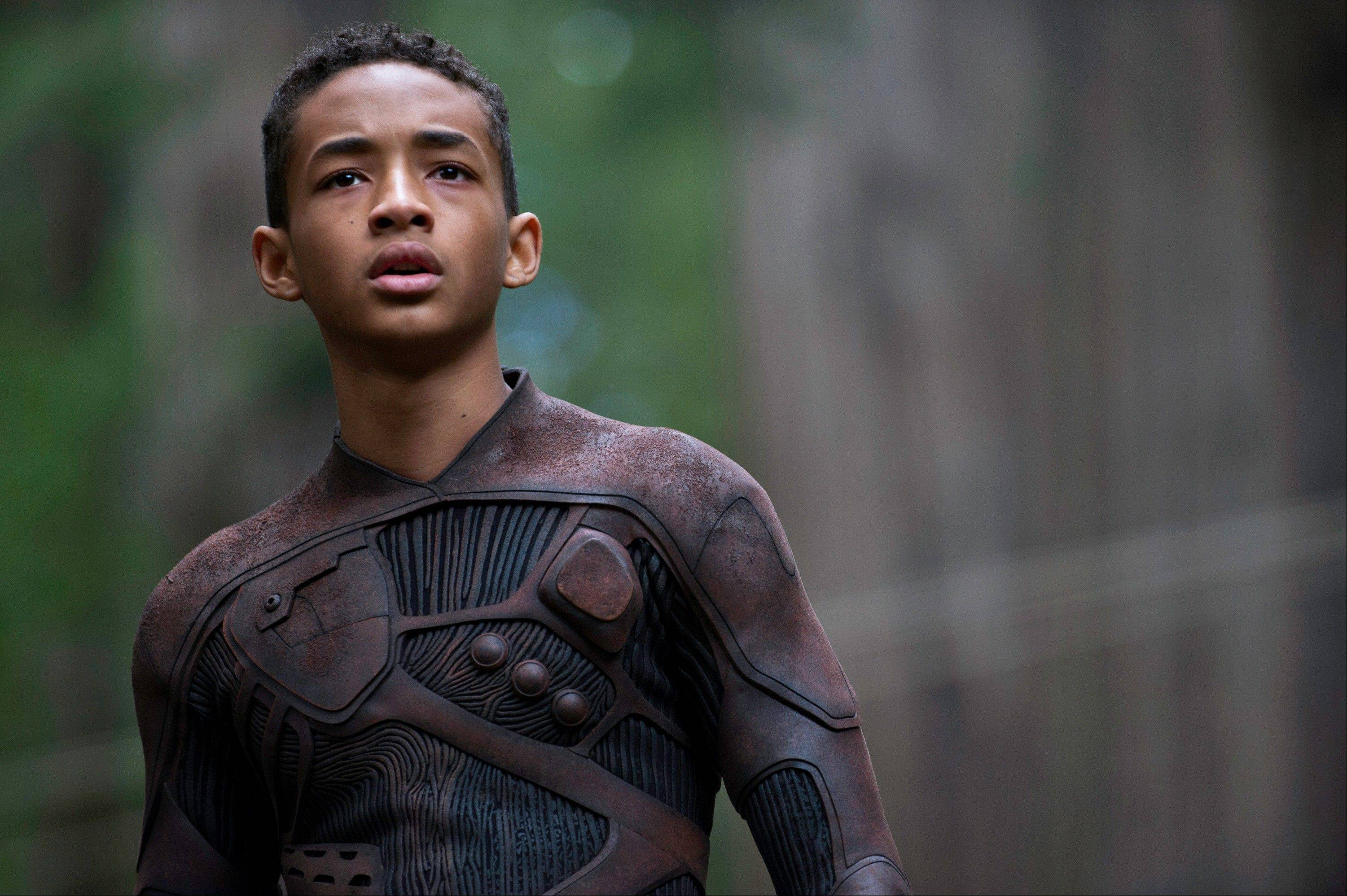 "Jaden Smith starred in ""After Earth."" Hollywood is expected to have a banner year as box office totals are projected to peak at just under $11 billion, bringing in more multiplex revenue in 2013 than ever before."