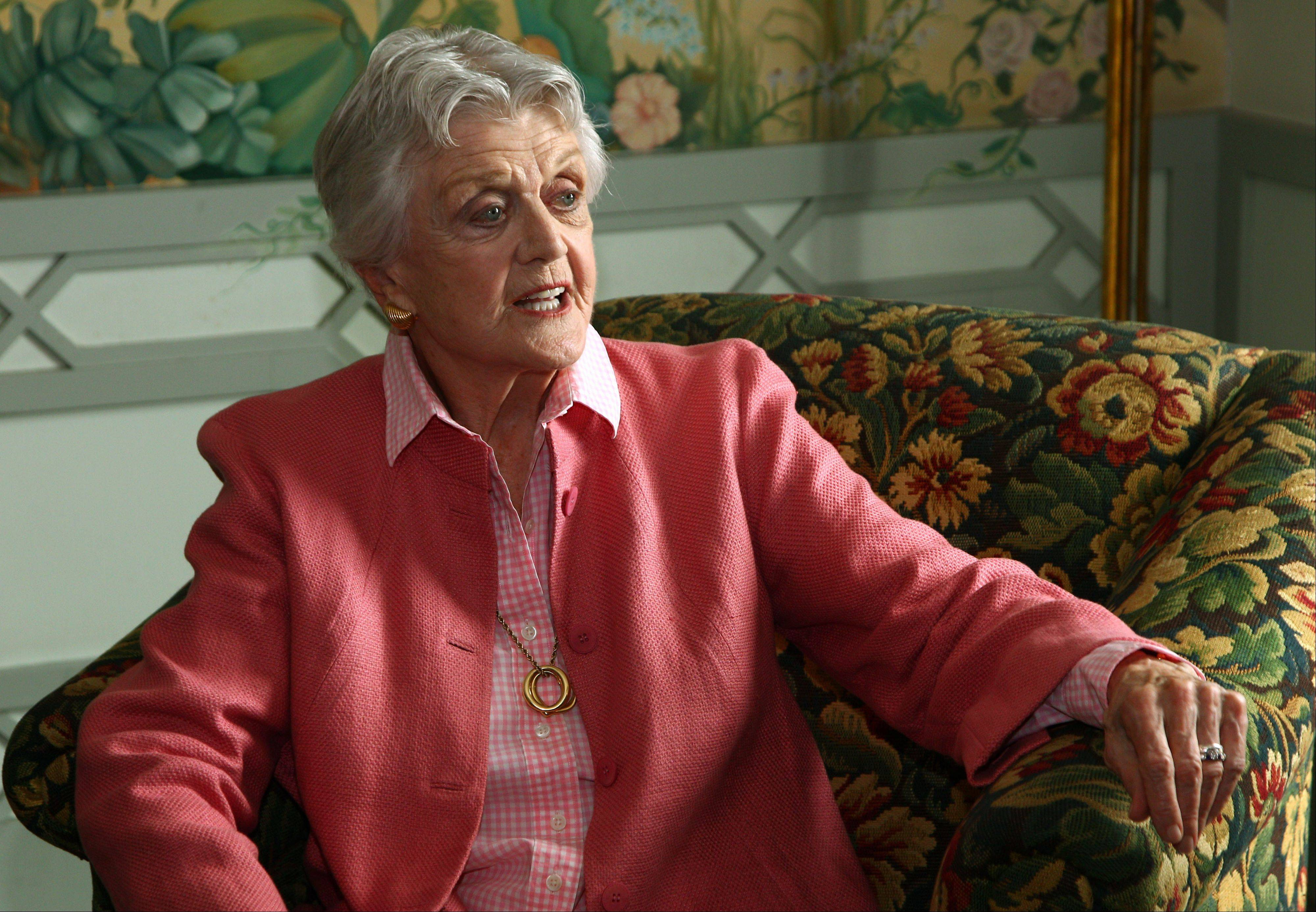 Actress Angela Lansbury, 88, was one of more than 1,000 people who were recognized by Britain's Queen Elizabeth II in the New Year's Honors List.