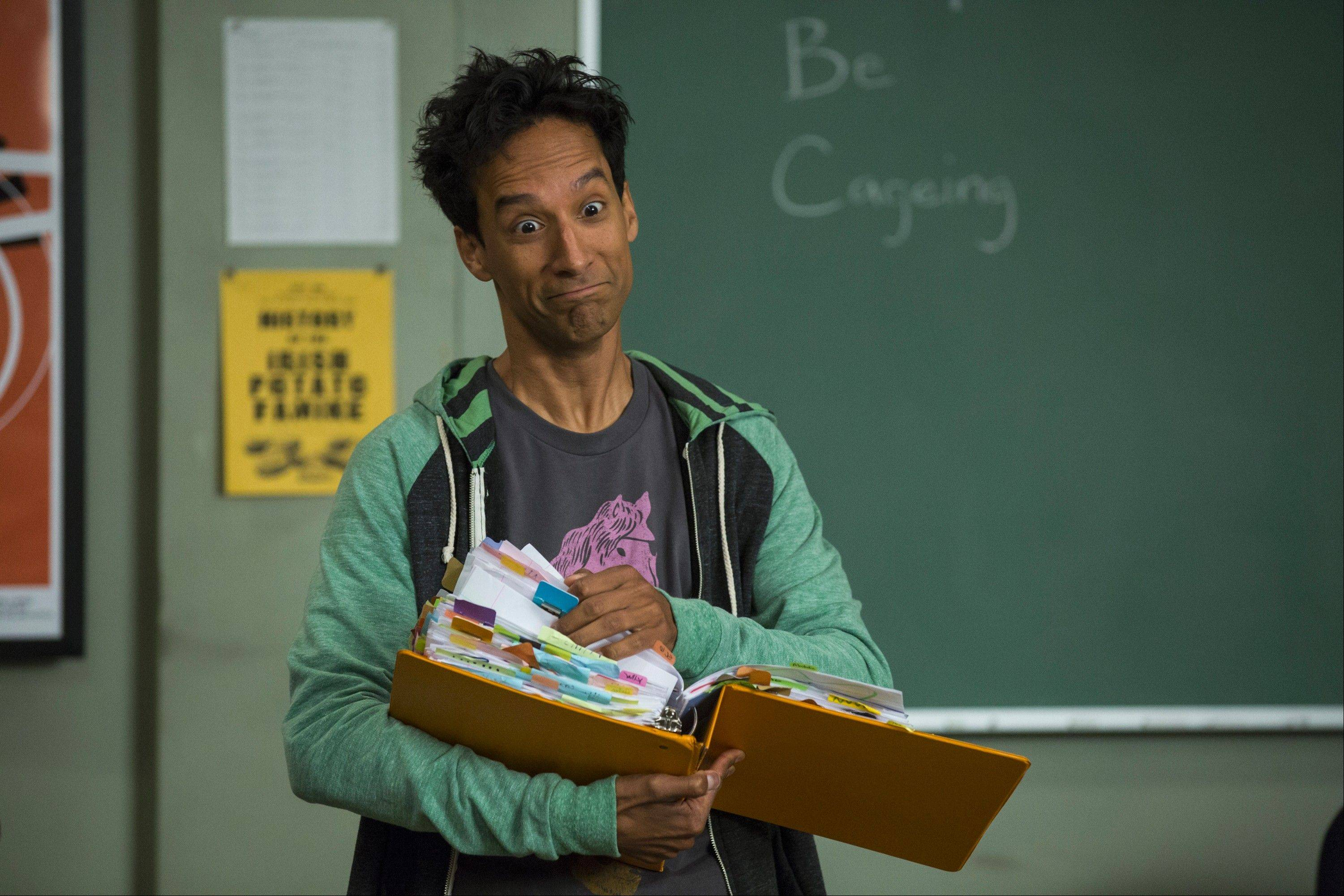 "Abed (Danny Pudi) and company are back at Greendale Community College for the fifth season of NBC's ""Community."""