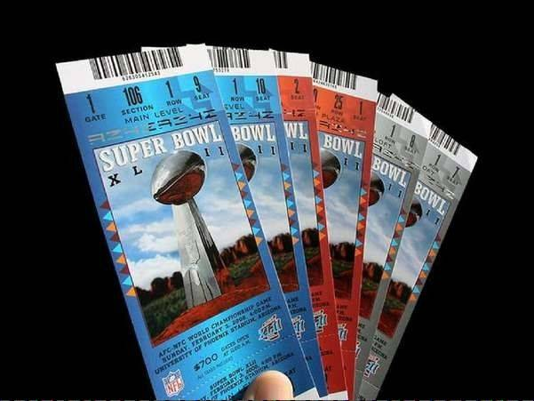 Super Bowl ticket demand is high, especially from Wall Street gurus looking to go to the game since it's in New Jersey this year.
