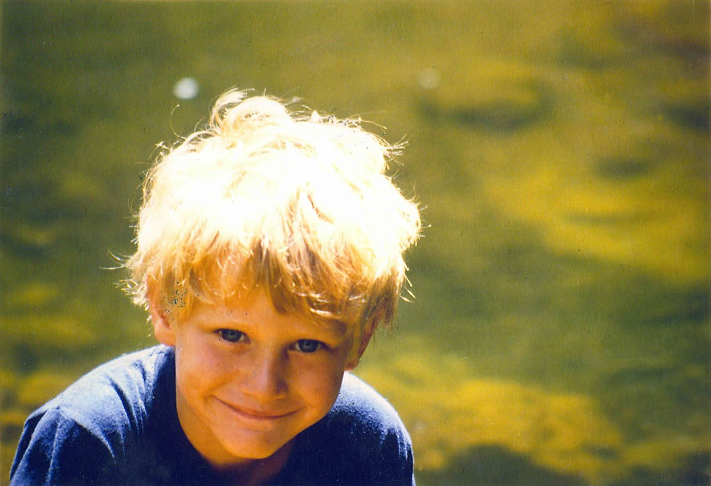 Seth at age 4. Seth Lieberman of Warrenville, died of a heroin overdose at age 21 on February 17, 2002.