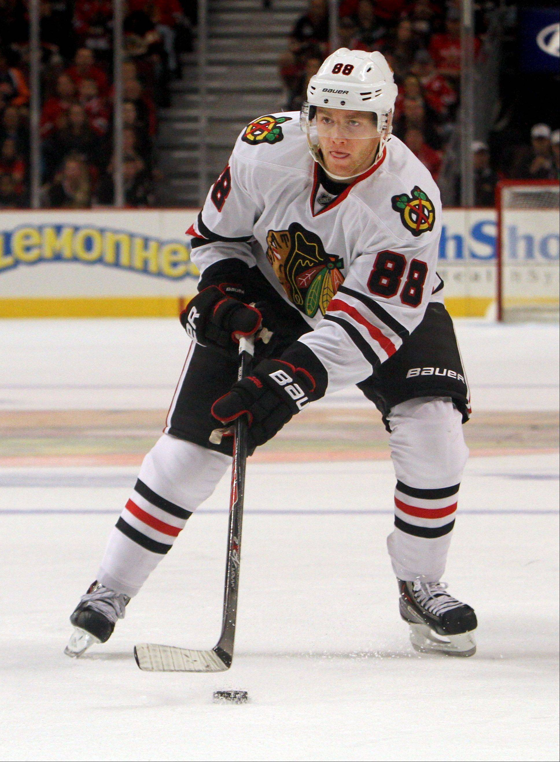 Patrick Kane has been chosen to play in the Sochi Games for Team USA.
