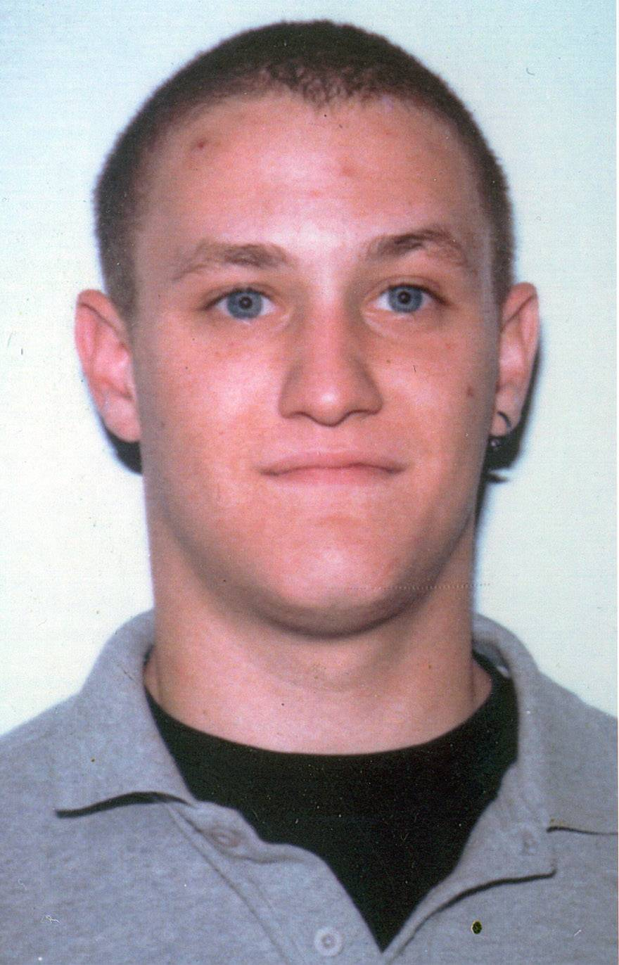 Seth Porter Lieberman, Warrenville man who died of a heroin overdose at age 21 on February 17, 2002.